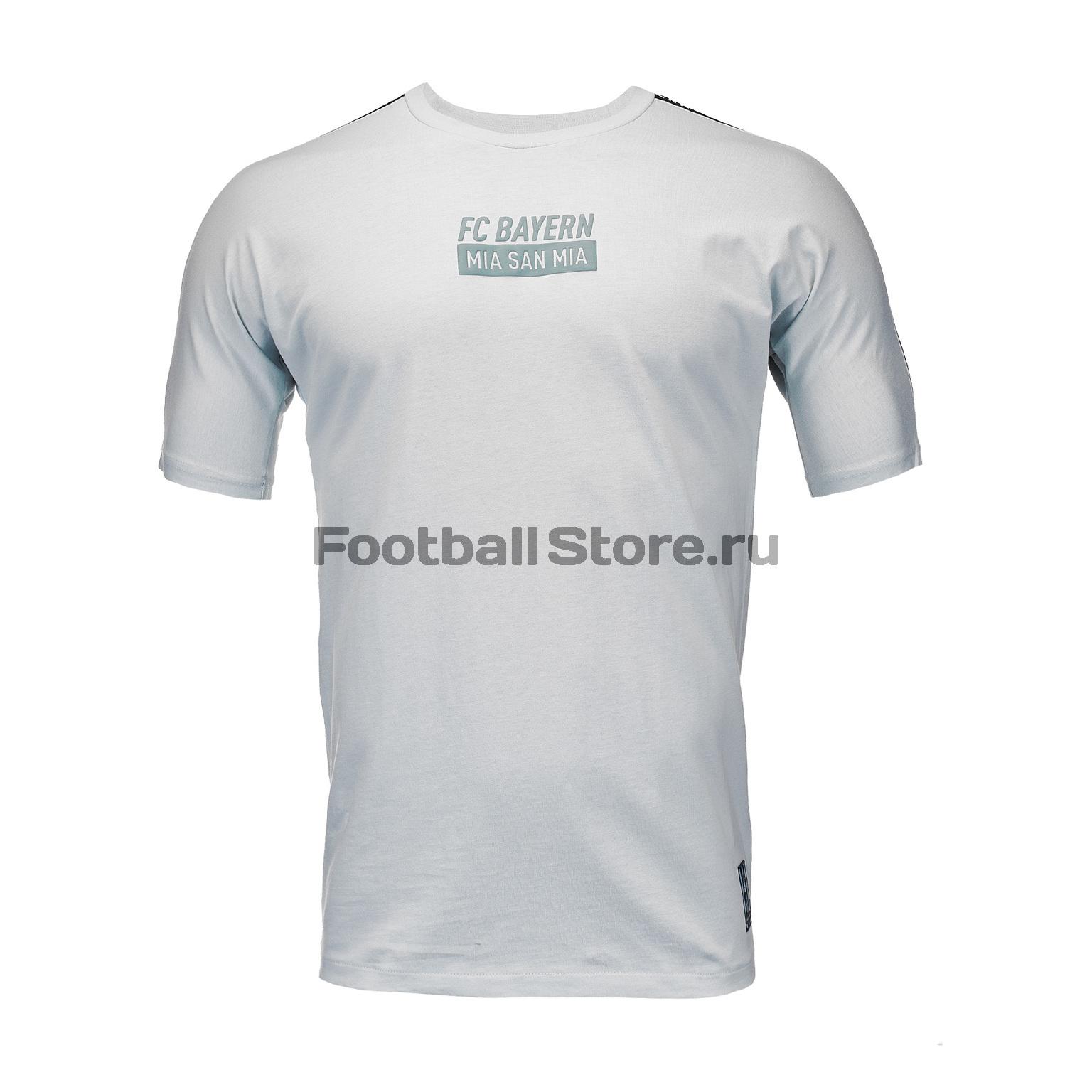 Футболка тренировочная Adidas Bayern Tee DP4107 все цены