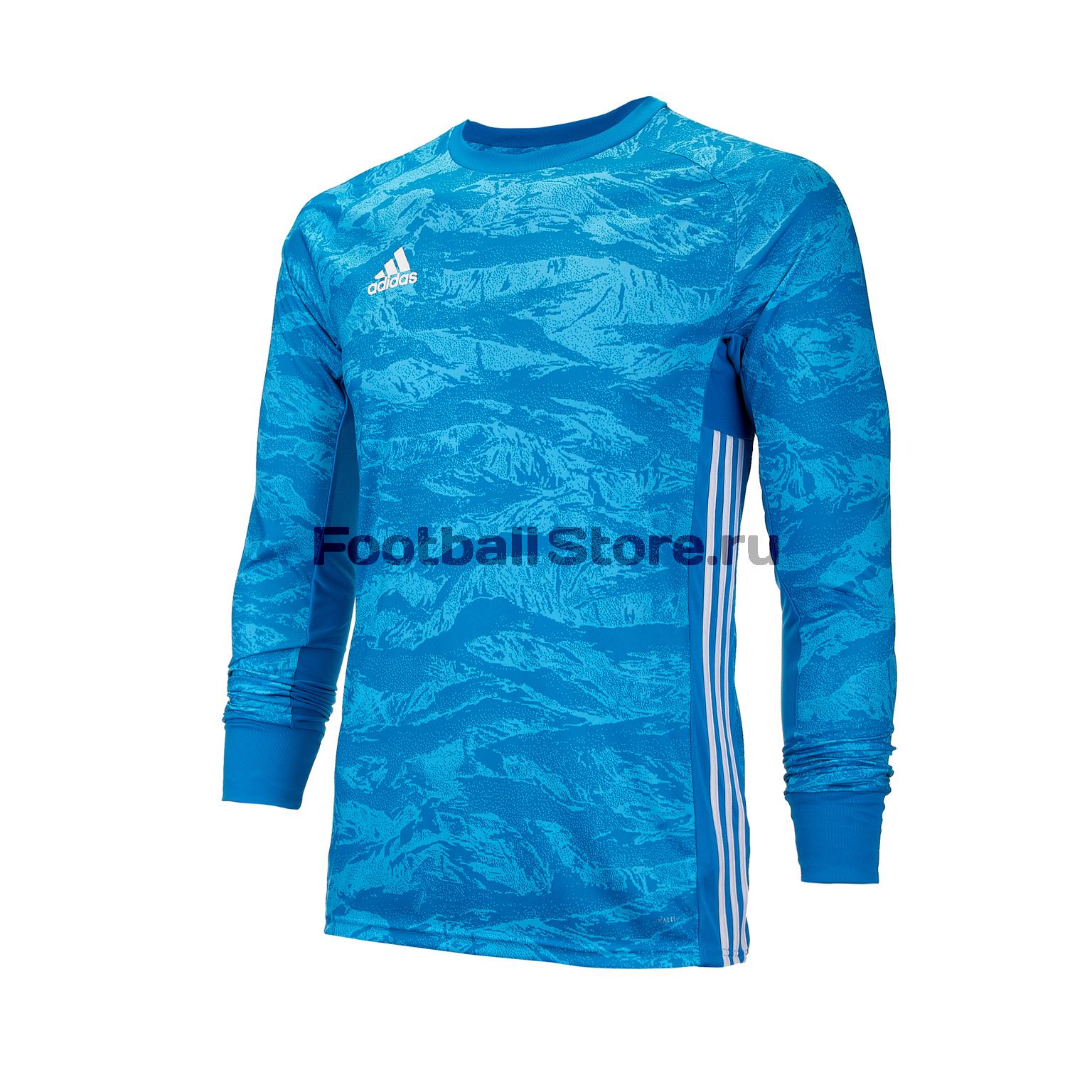 Свитер вратарский Adidas Adipro 19 GK DP3139 свитера adidas свитер вратарский adidas adipro 18 gk l cv6349