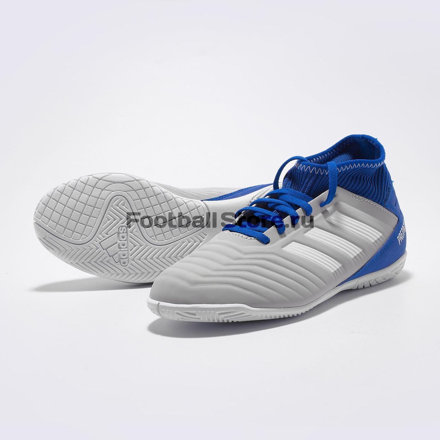 Футзалки детские Adidas Predator 19.3 IN CM8545 цена