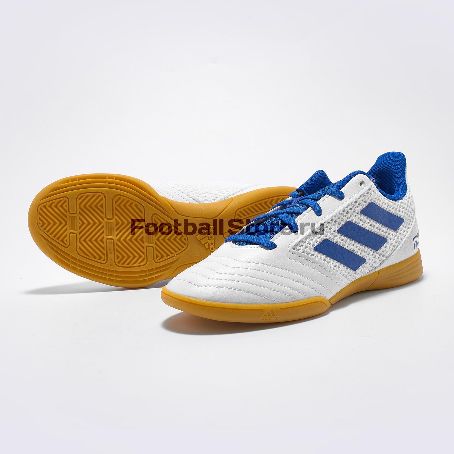 цена на Футзалки детские Adidas Predator 19.4 IN CM8553