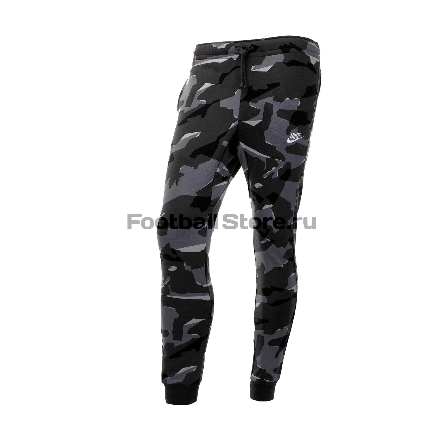 Брюки тренировочные Nike Club Camo Jogger AR1306-065 брюки спортивные мужские nike m nsw jogger flc club цвет черный 804408 010 размер l 50 52