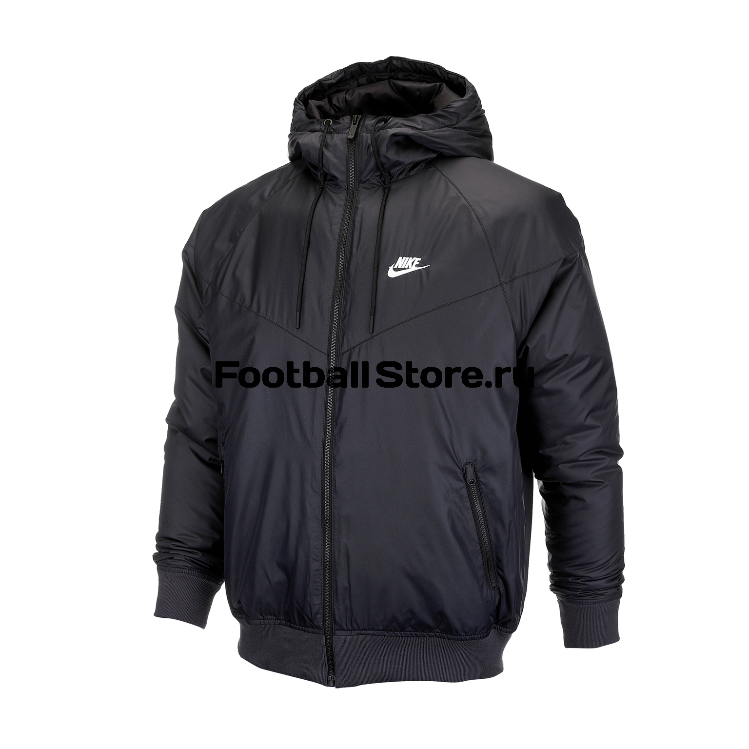 Куртка Nike Windrunner Jacket AR2189-010 nike jacket mens spring sports hooded training jacket 724799 010