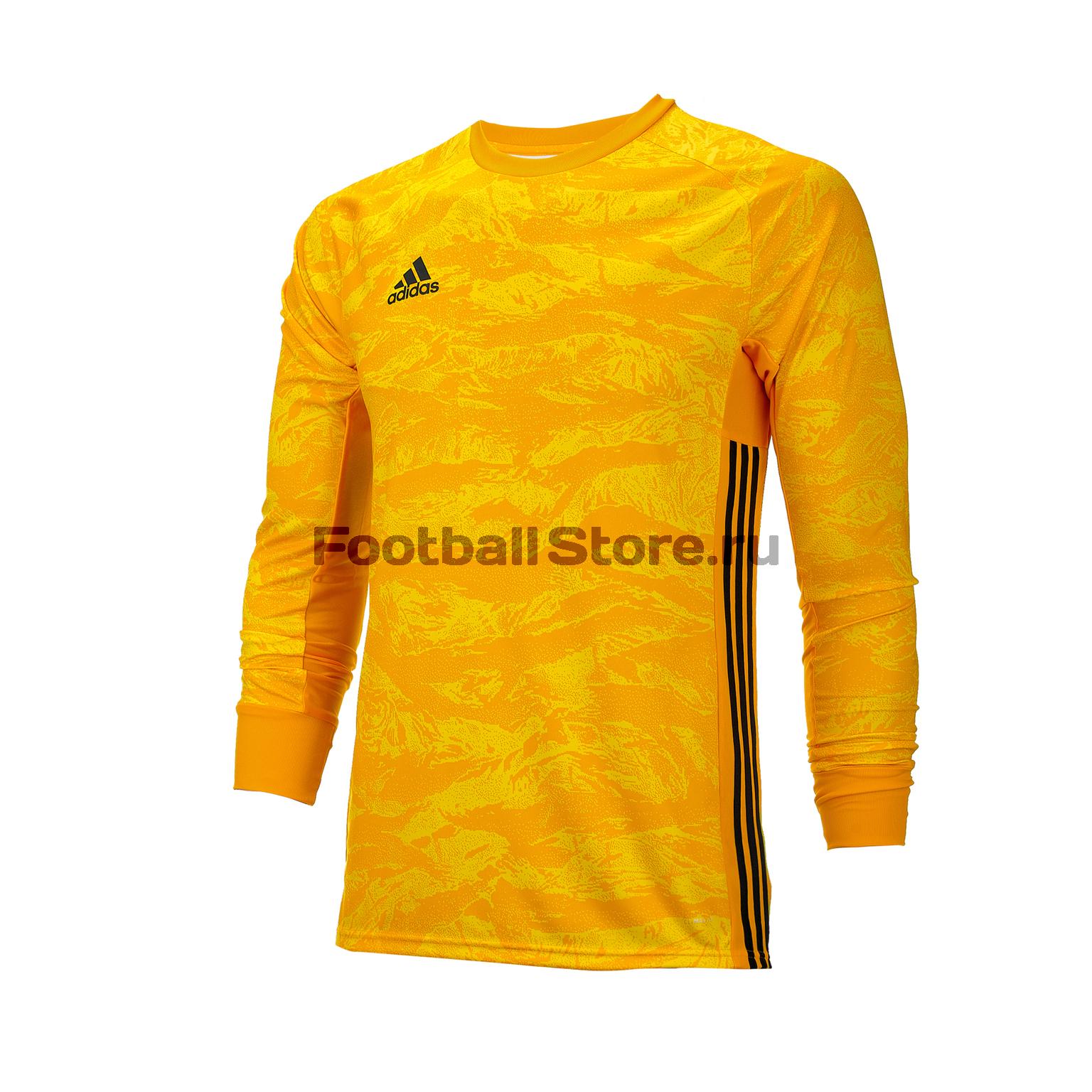 Свитер вратарский Adidas Adipro 19 GK DP3140 свитера adidas свитер вратарский adidas adipro 18 gk l cv6349