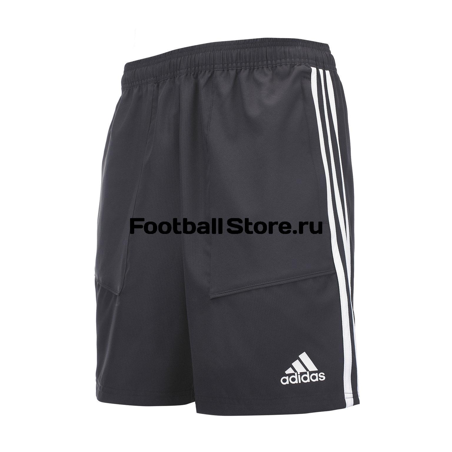 Шорты тренировочные Adidas Tiro19 Wov Sho D95919 шорты для мальчика adidas tiro17 wov shoy цвет черный ay2892 размер 128
