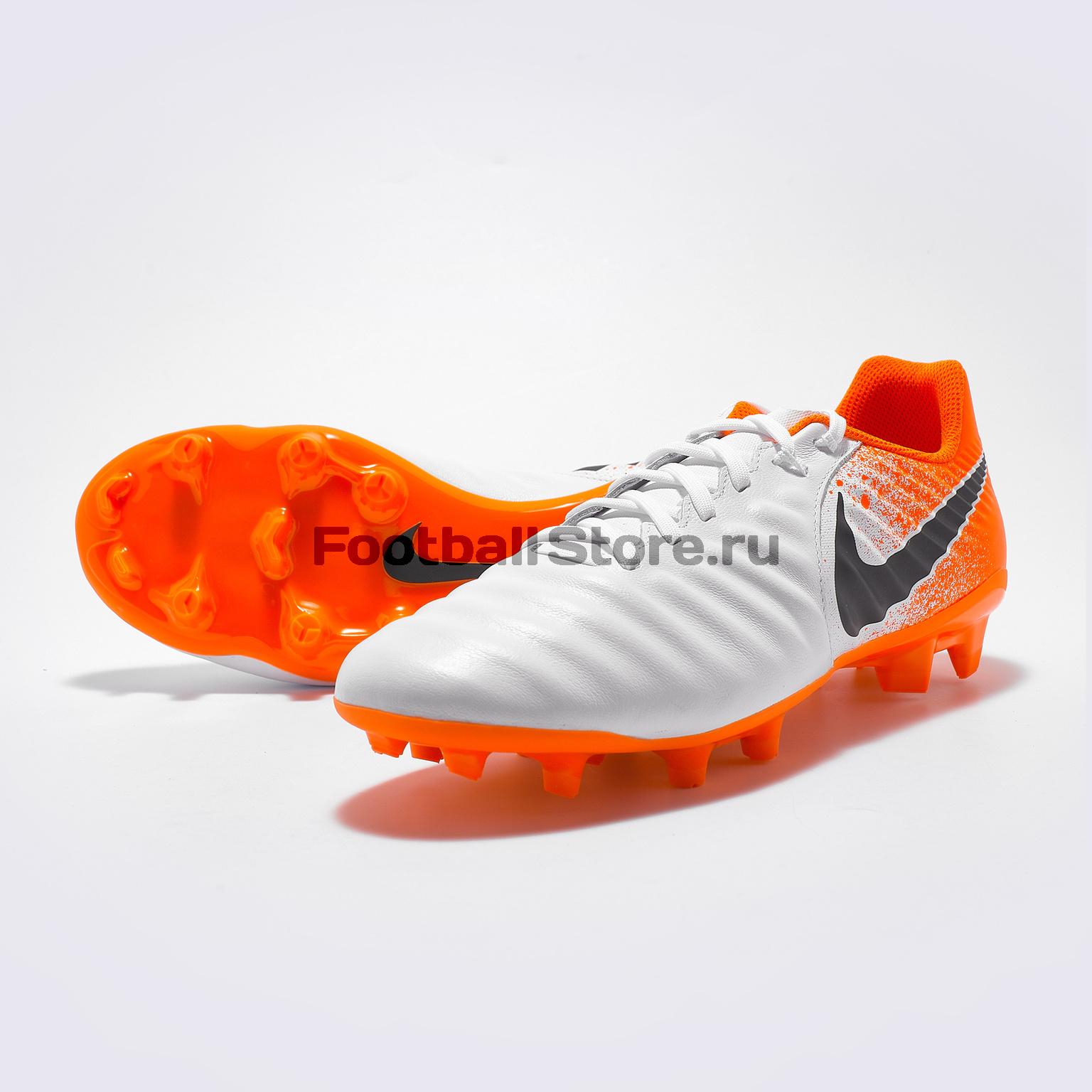 Бутсы Nike Legend 7 Academy FG AH7242-118 бутсы для мальчика nike jr legend 7 academy fg цвет белый ah7254 107 размер 12c 28 5