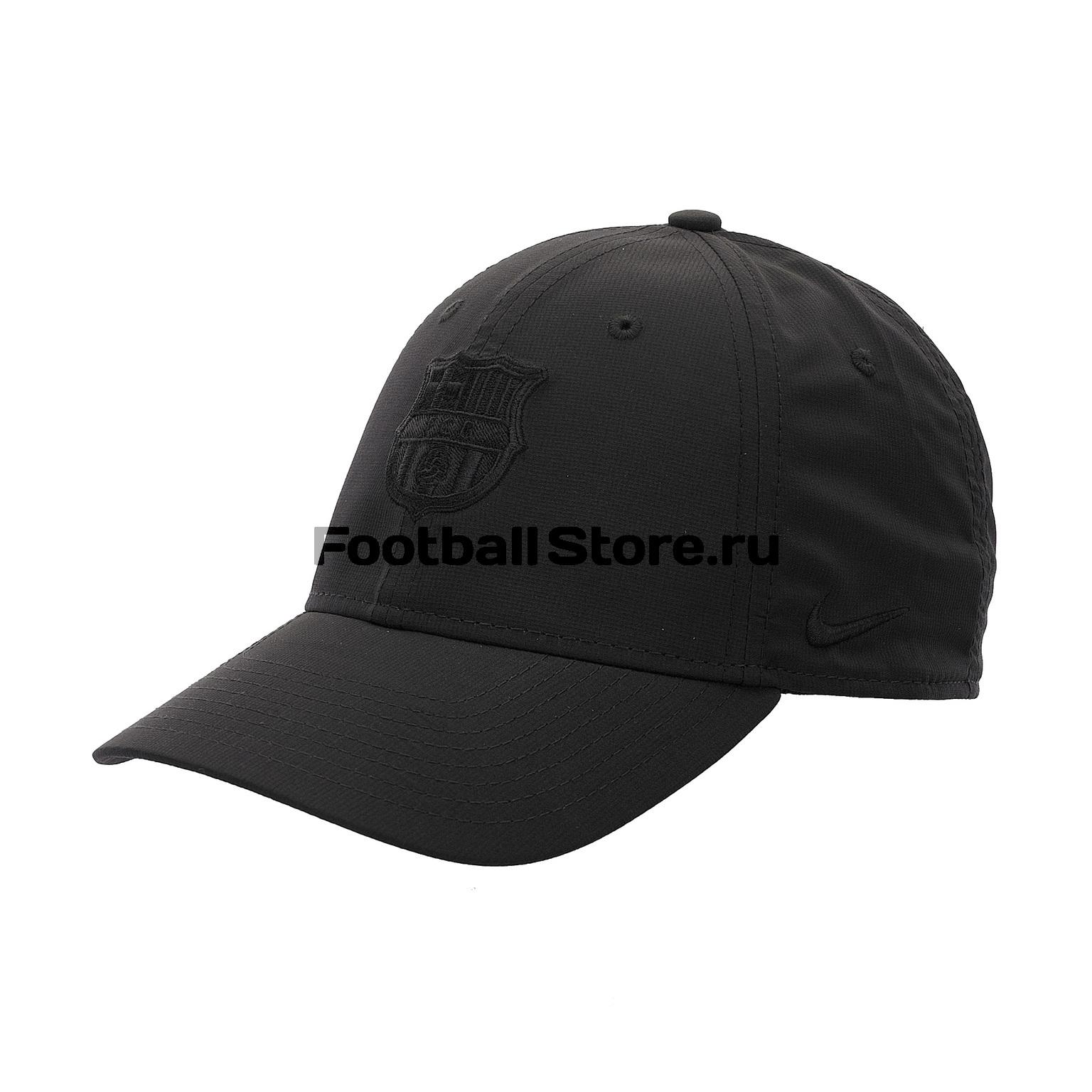 Бейсболка Nike Barcelona Dry L91 Cap BV6419-010 бейсболка nike sportswear cap trucker aq9879 010