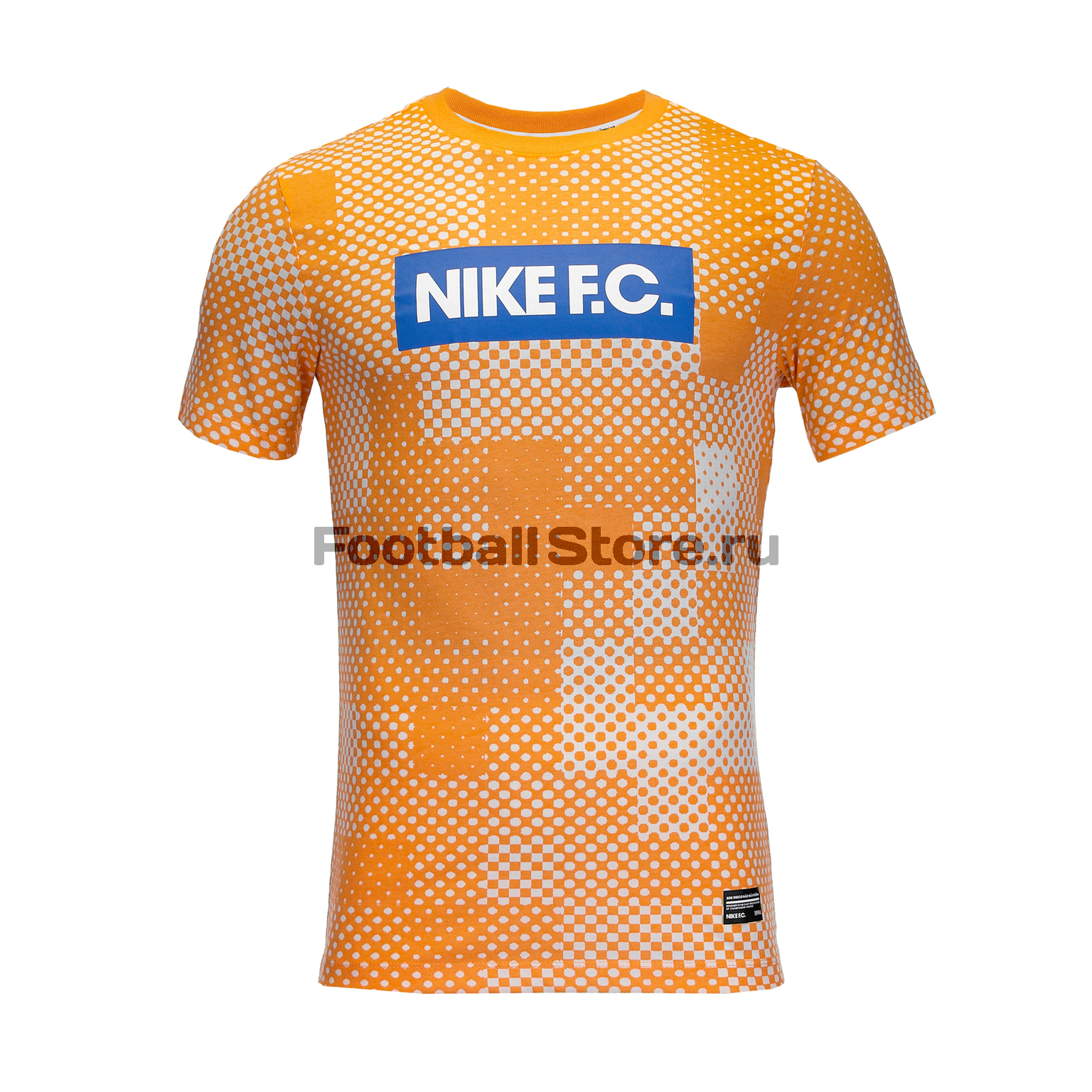 Футболка Nike F.C. Dry Tee Block AV5313-838 недорго, оригинальная цена