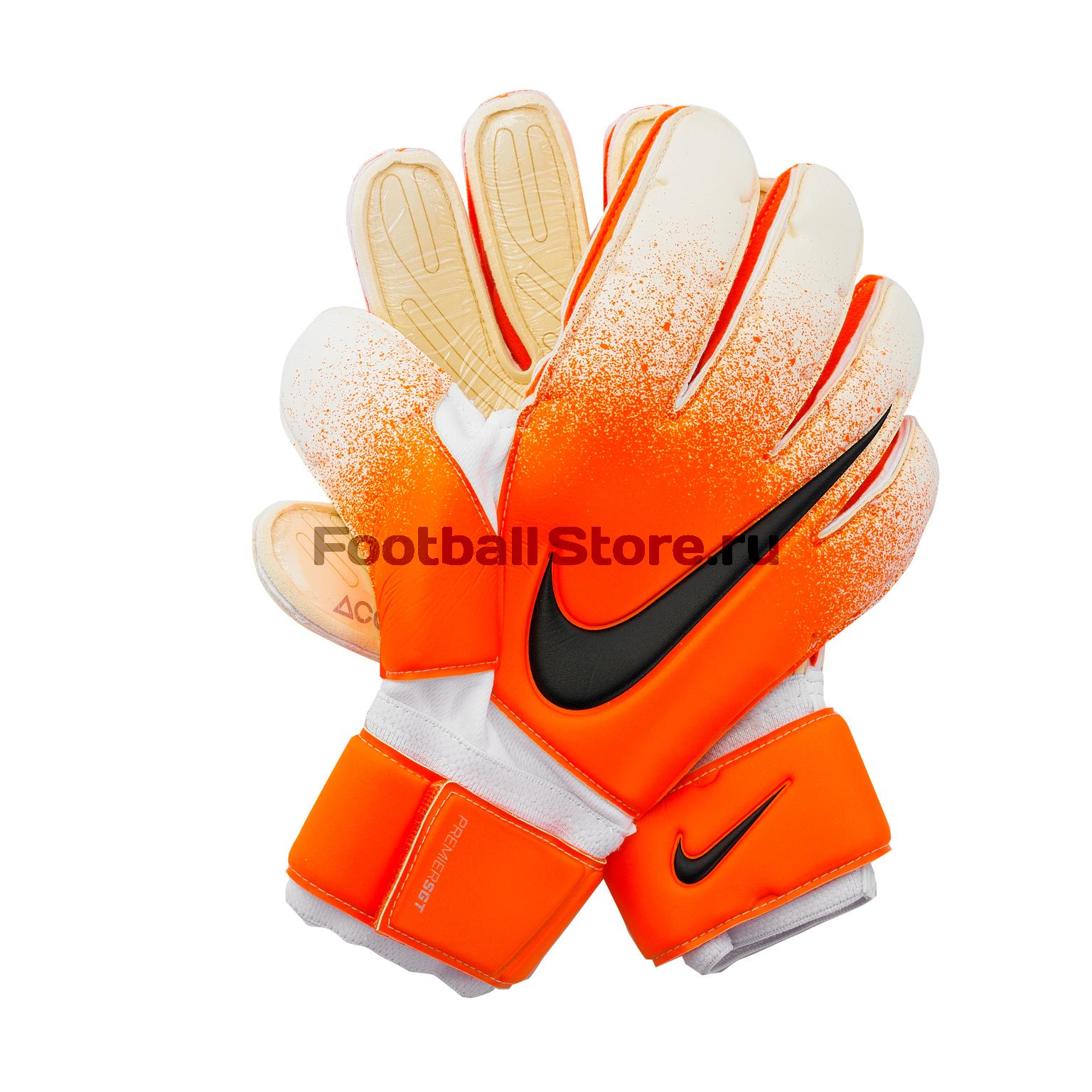 цена на Перчатки вратарские Nike Premier GS3375-100