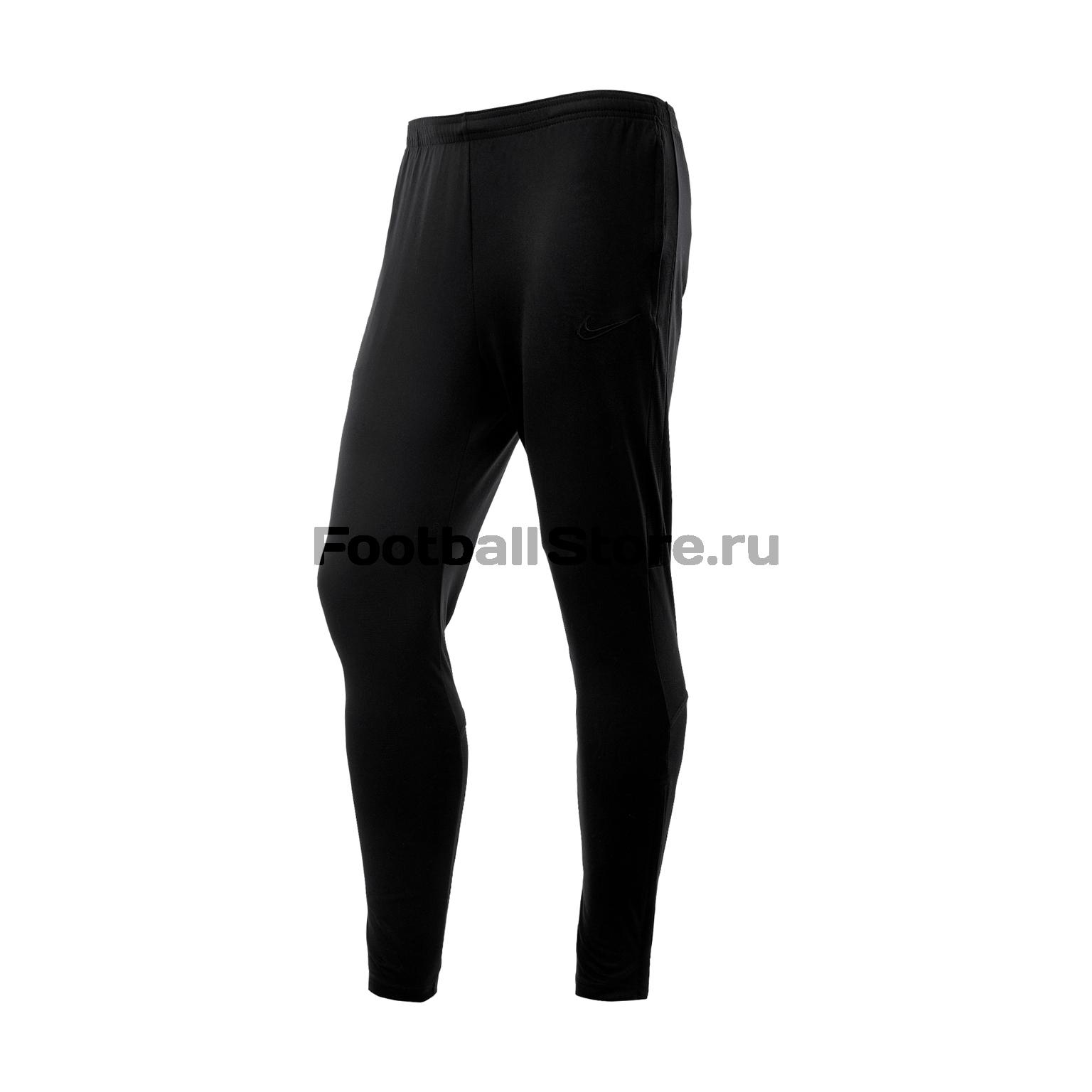 Брюки тренировочные Nike Dry Academy AJ9729-011 брюки тренировочные nike сборной бразилии 893122 454