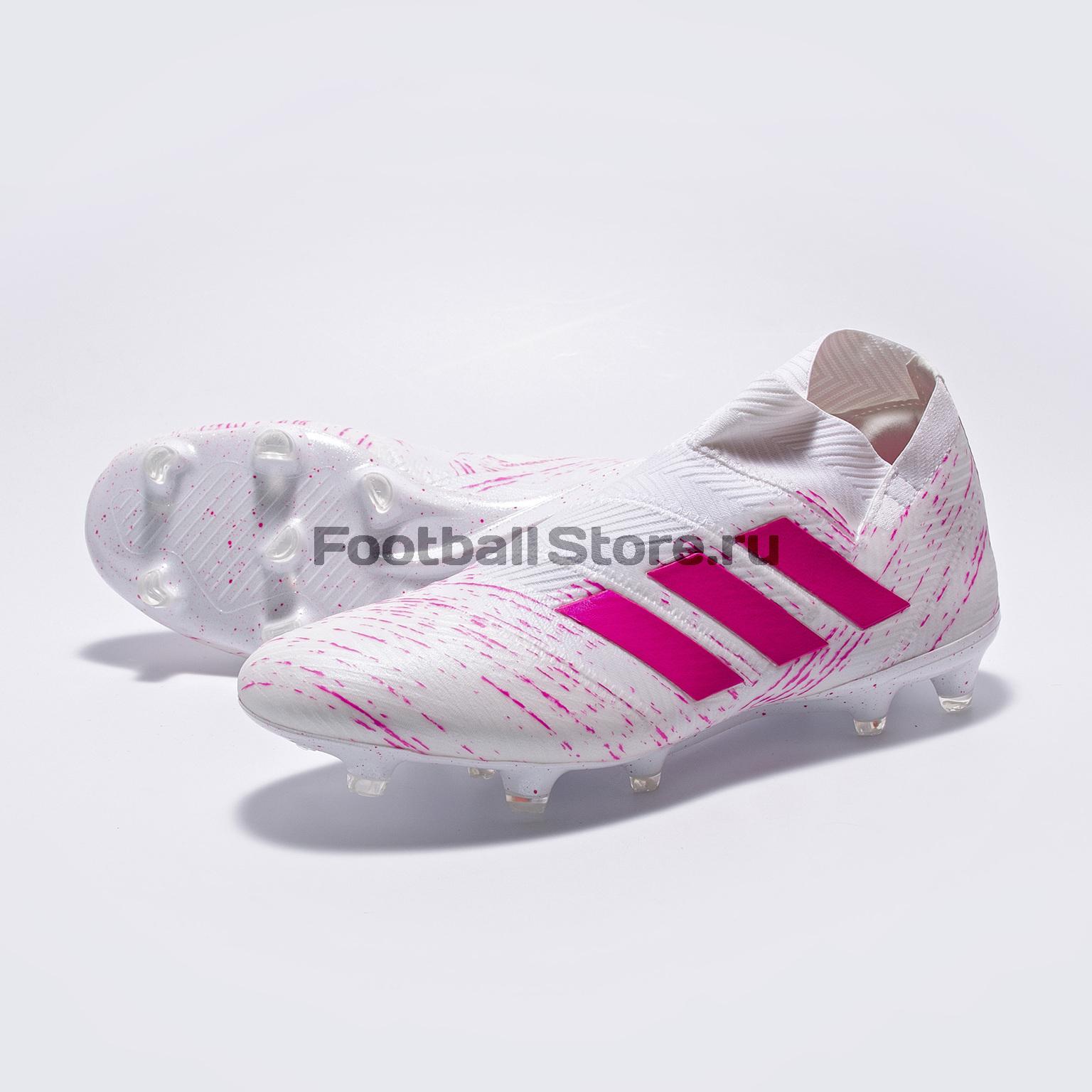 Бутсы Adidas Nemeziz 18+ FG BB9421