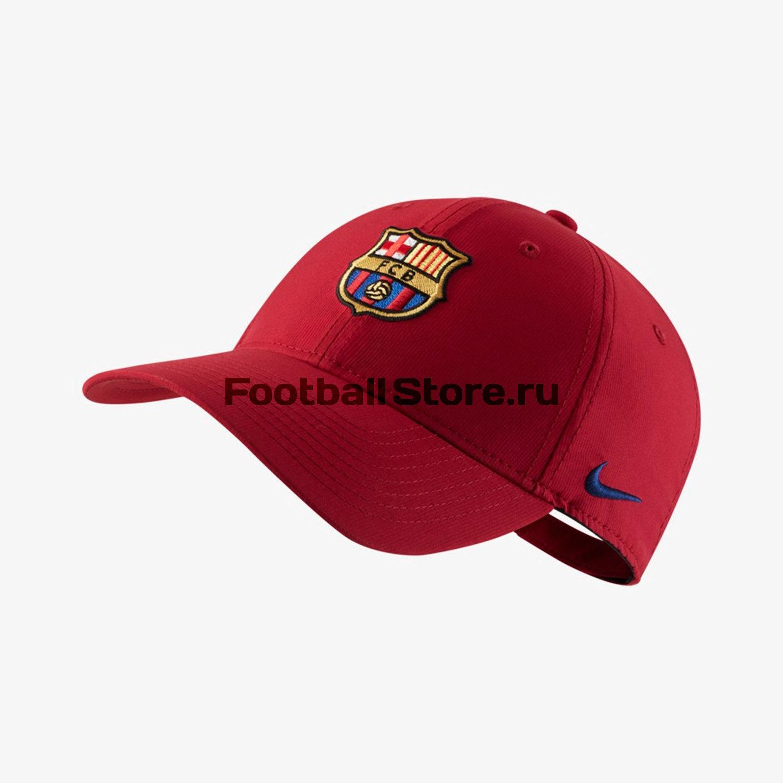 Бейсболка Nike Barcelona Dry L91 Cap BV6419-620