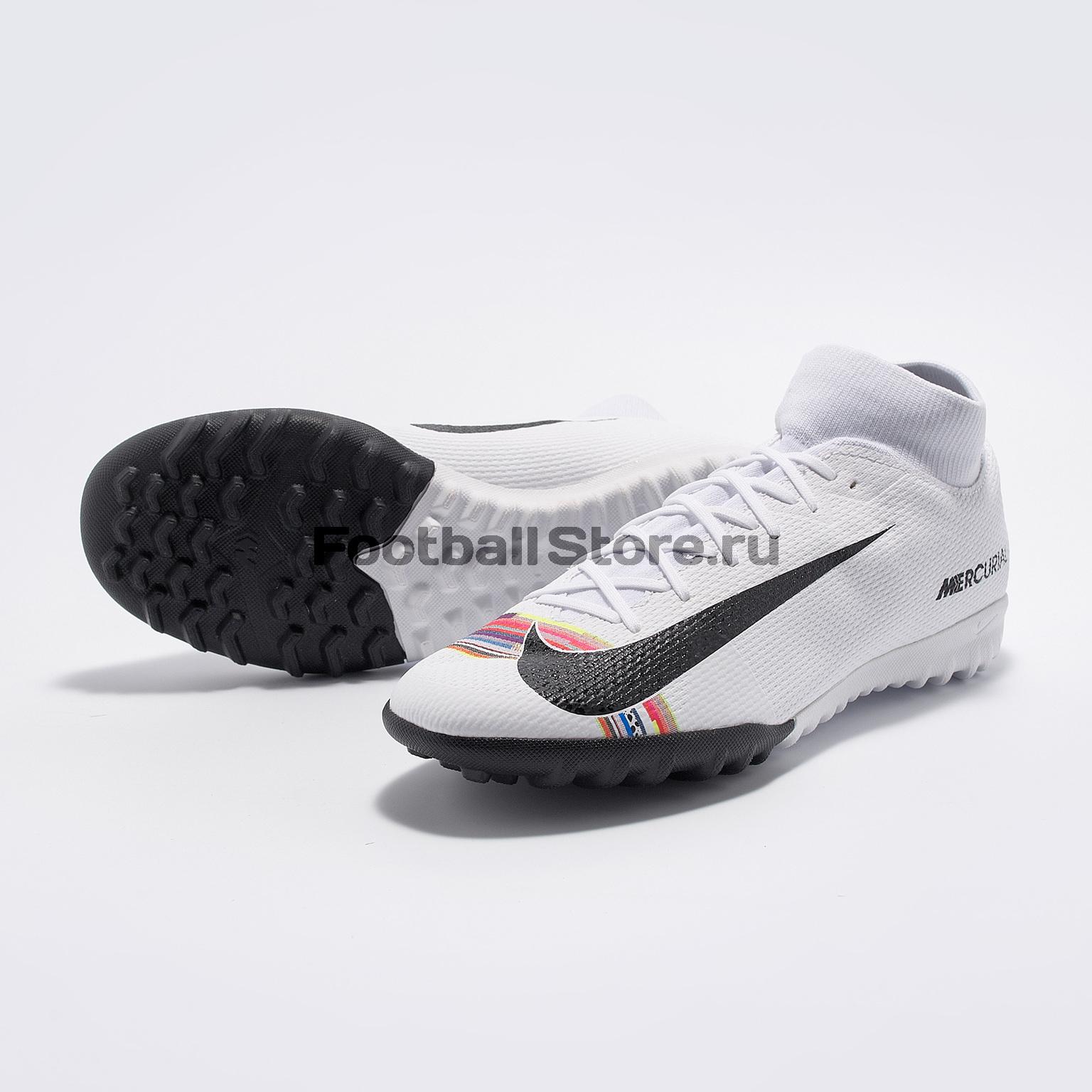 Шиповки Nike Superfly 6 Academy CR7 TF AJ3568-109