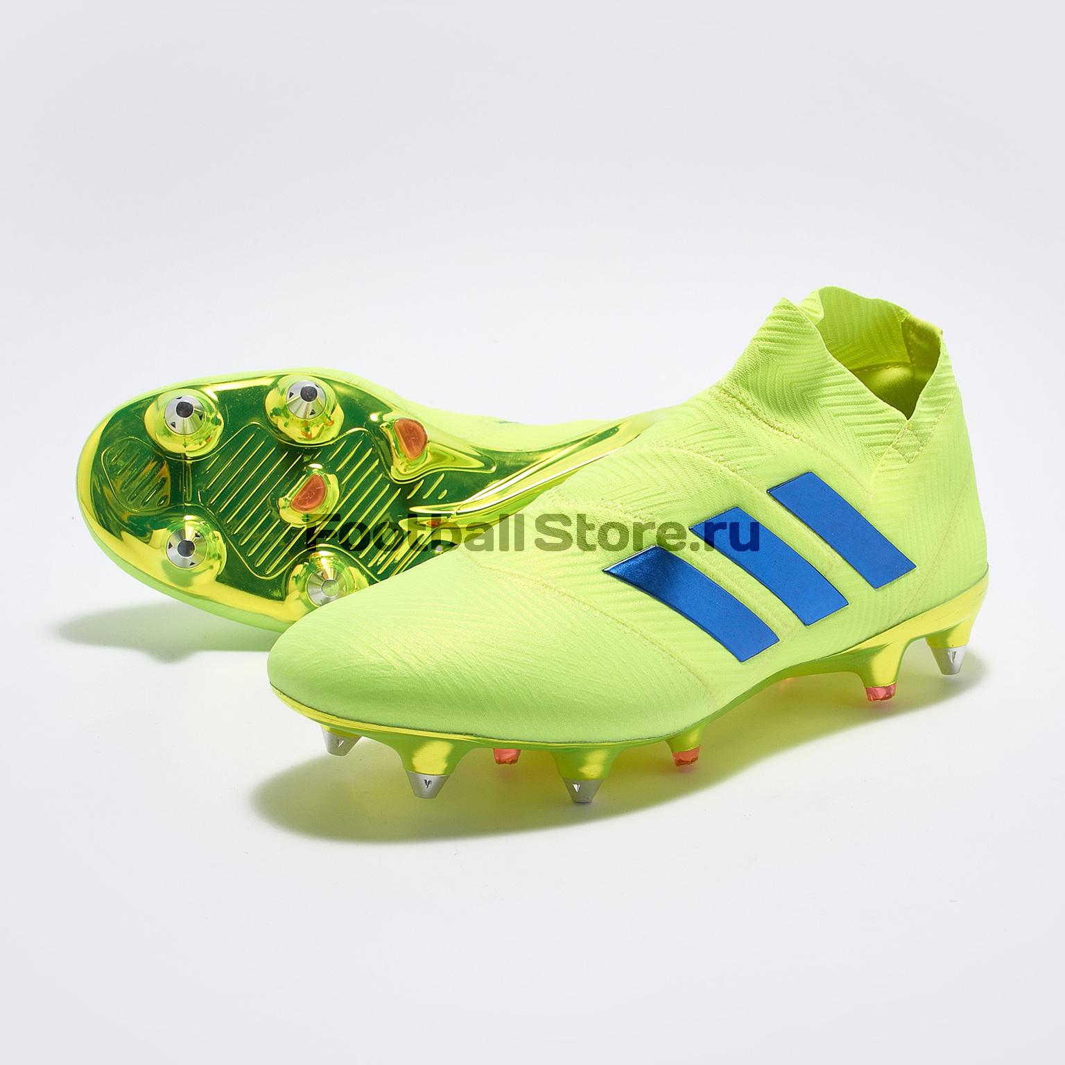 Бутсы Adidas Nemeziz 18+ SG BC0291