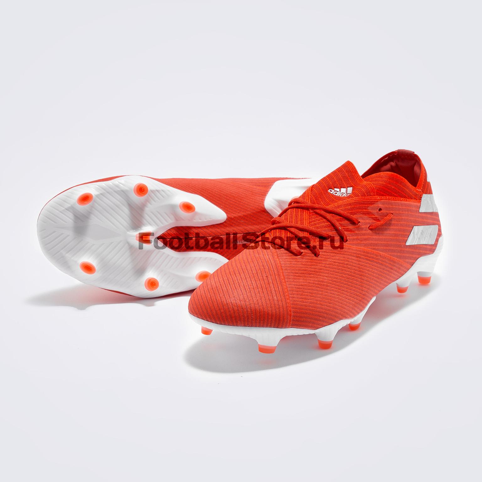 Бутсы Adidas Nemeziz 19.1 FG F34408