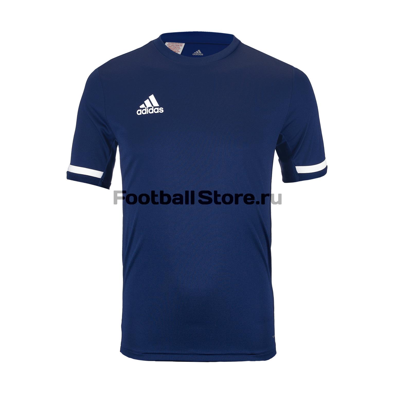Футболка тренировочная подростковая Adidas T19 SS DY8844 все цены