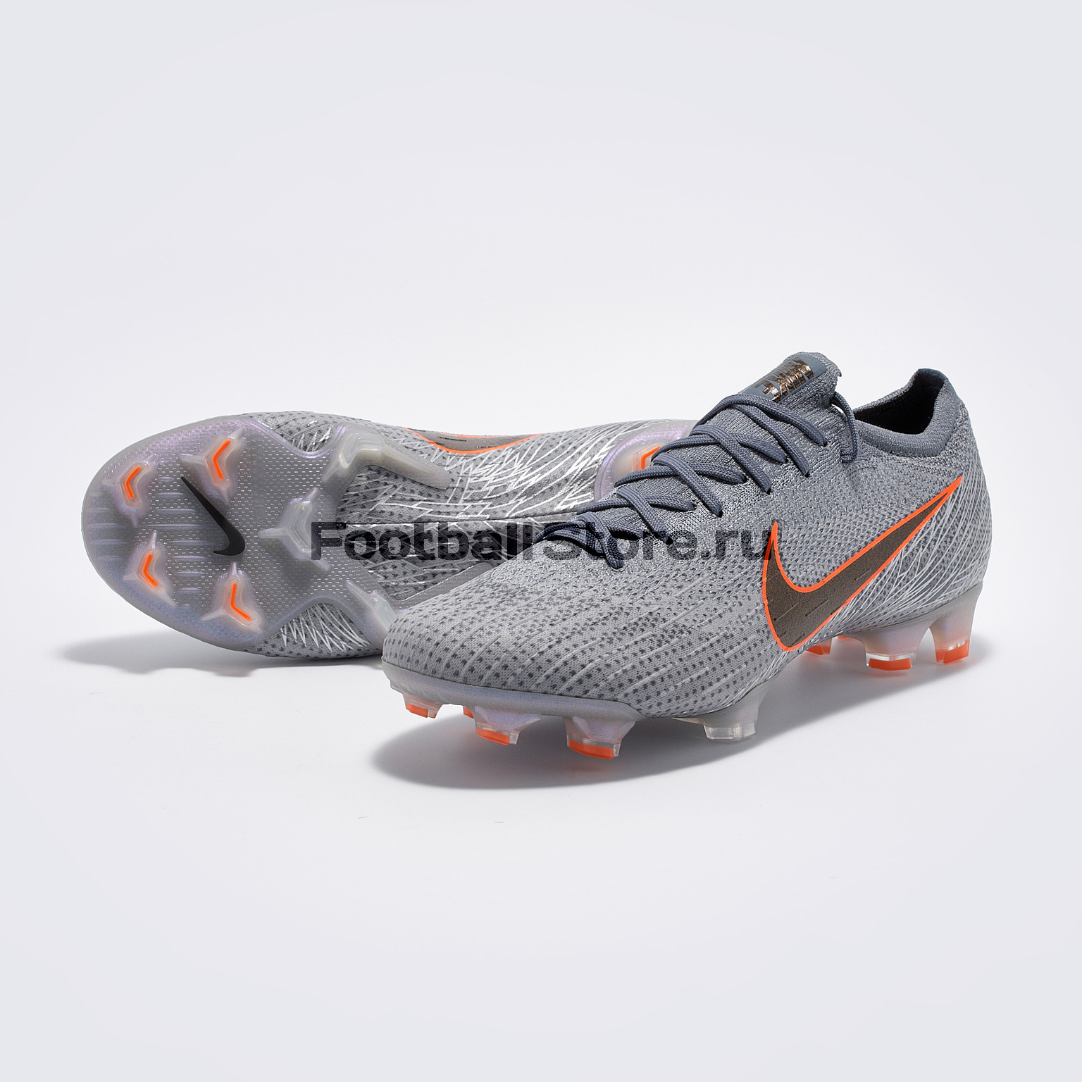 Бутсы Nike Vapor 12 Elite FG AH7380-008 цена