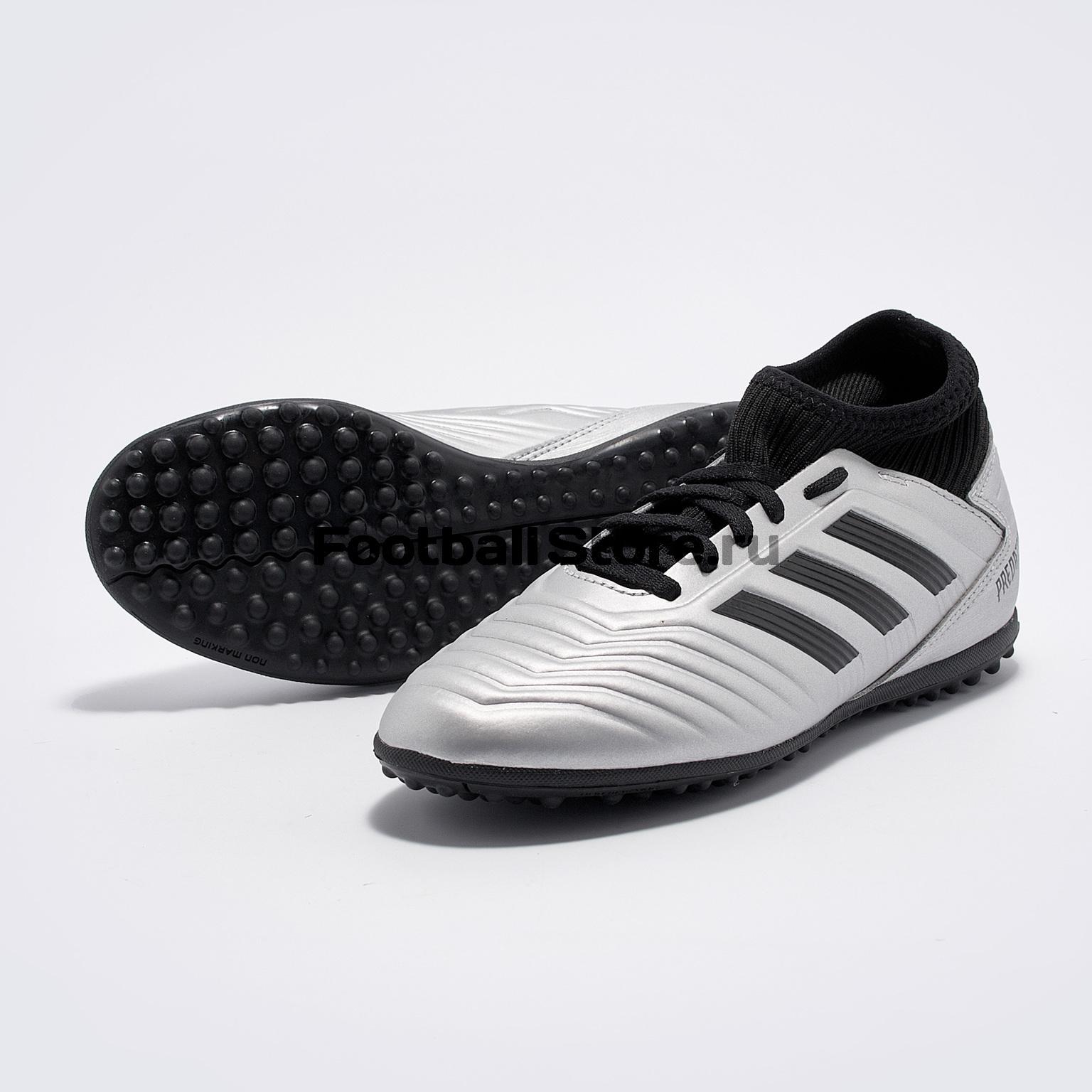 Шиповки детские Adidas Predator 19.3 TF G25802 шиповки детские adidas x tango 18 3 tf db2422