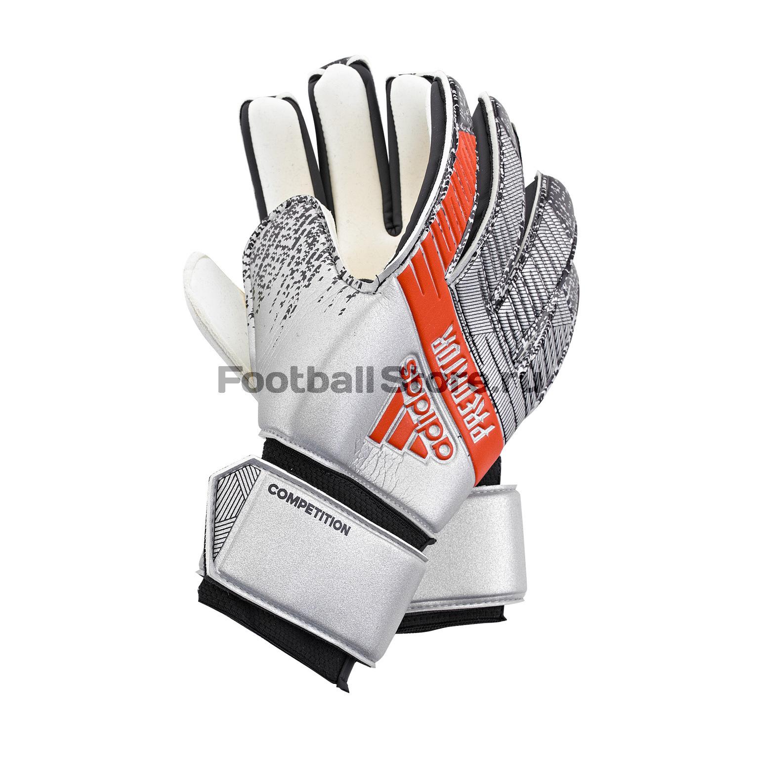 купить Перчатки вратарские Adidas Predator Competition DY2603 недорого