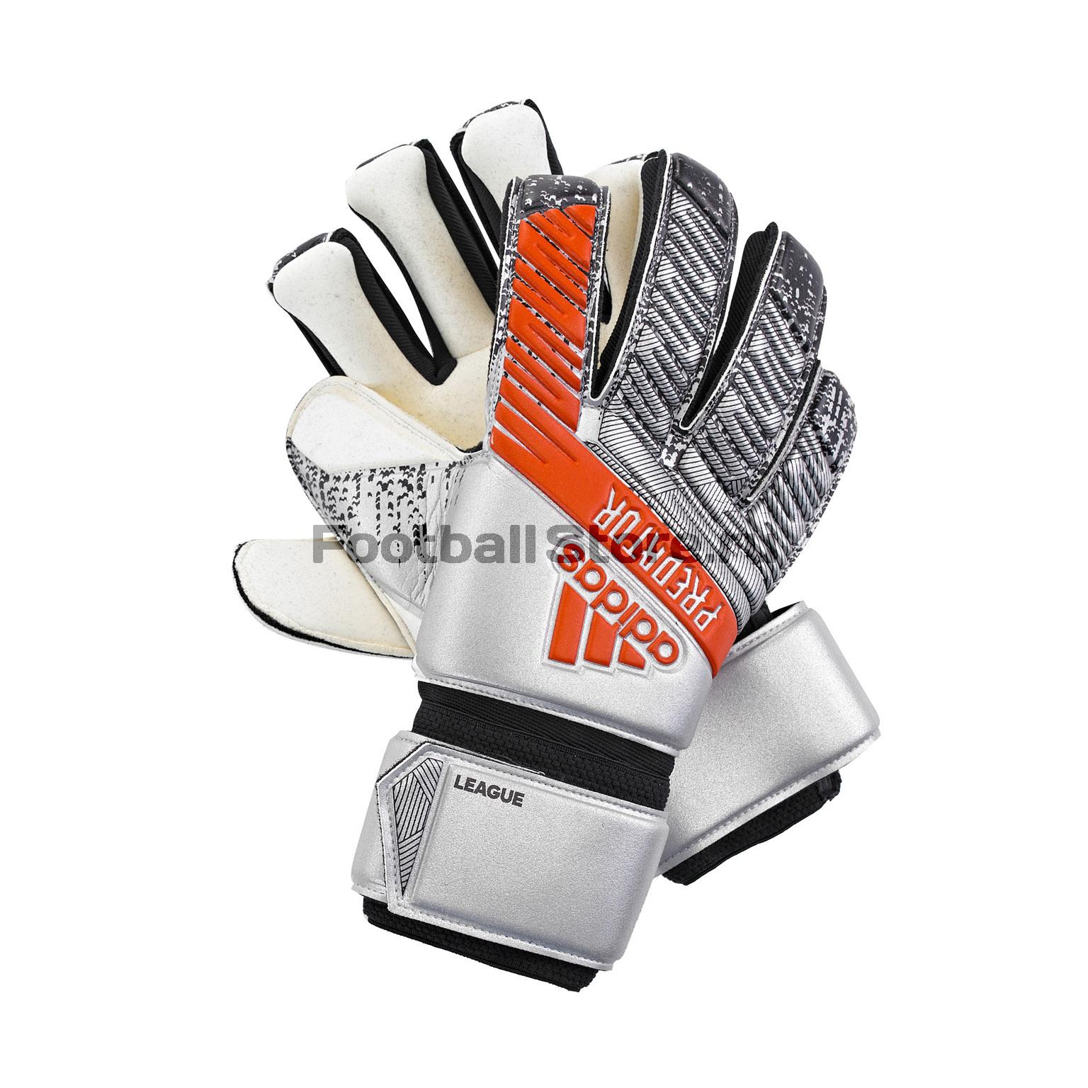 Перчатки вратарские Adidas Predator League DY2604