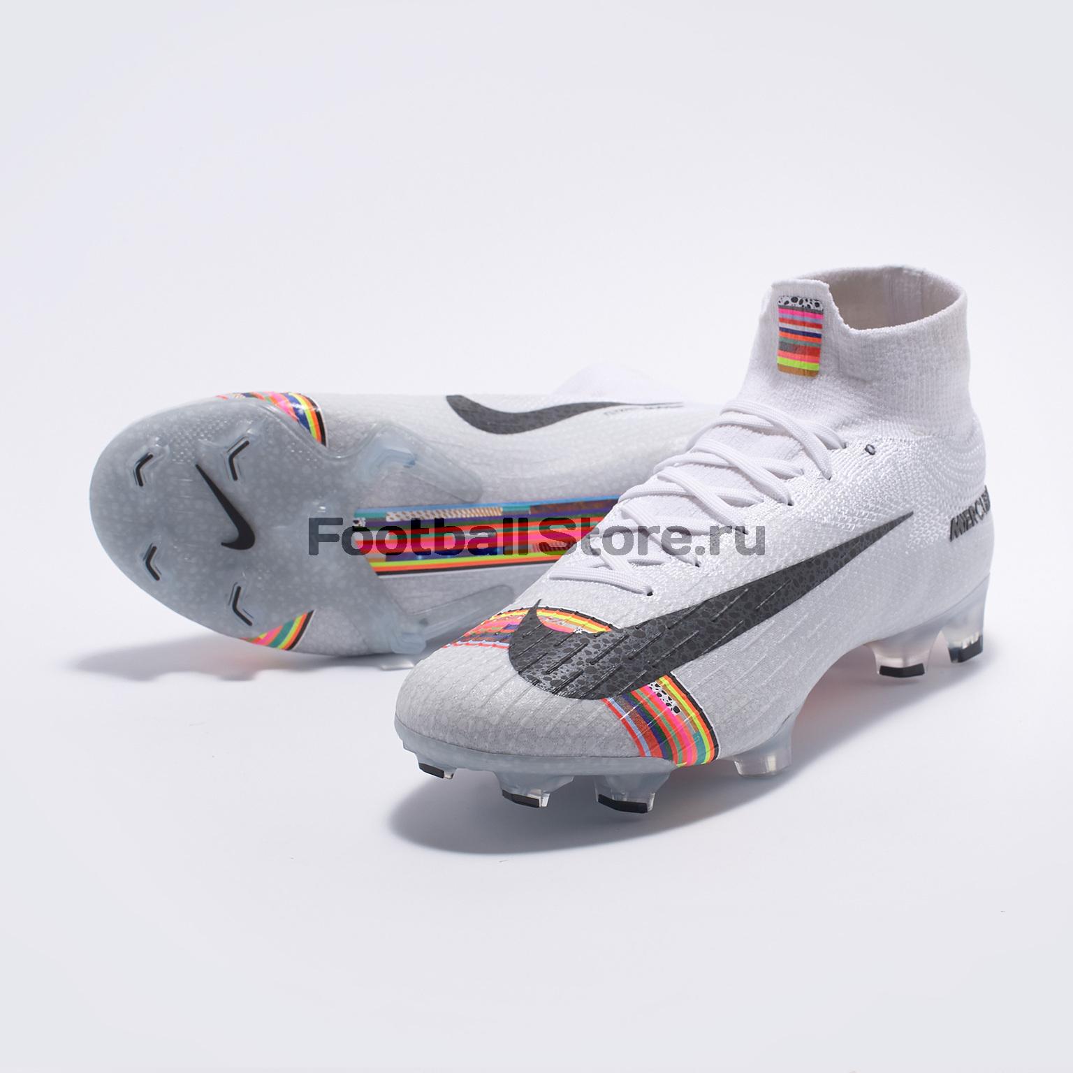 Бутсы Nike Superfly 6 Elite CR7 FG AJ3547-009