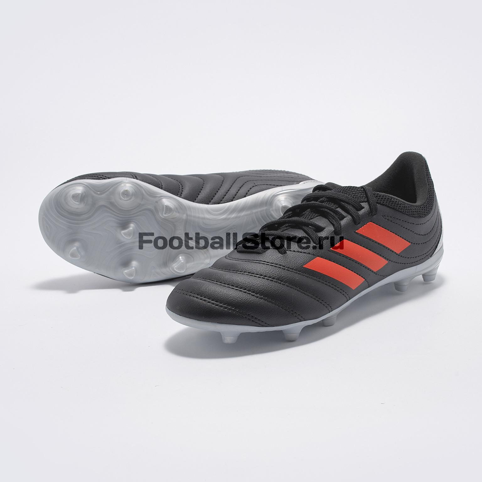 Бутсы детские Adidas Copa 19.3 FG JR F35465