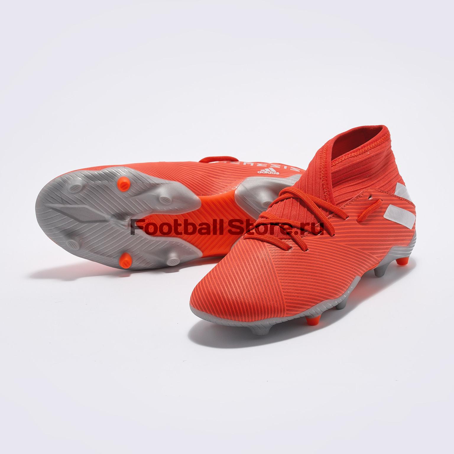 все цены на Бутсы детские Adidas Nemeziz 19.3 FG F99951 онлайн