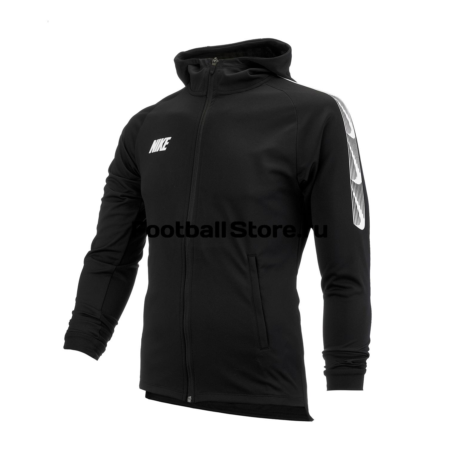 цена Куртка Nike Dry Squad Jacket BQ3778-011 онлайн в 2017 году