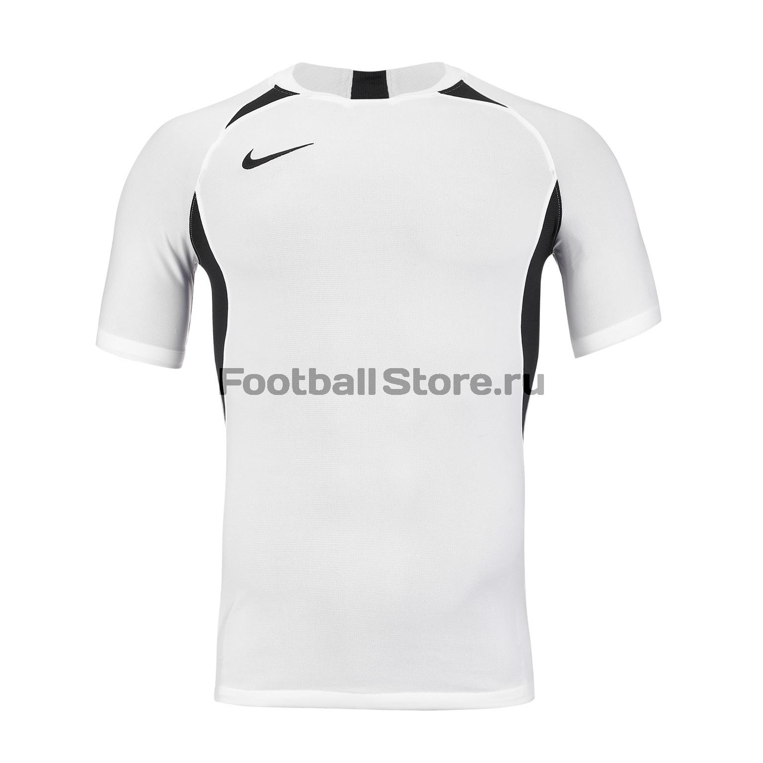 Футболка игровая Nike Dry Legend JSY SS AJ0998-100 свитер детский nike 644469 100 dash ss 644469 100
