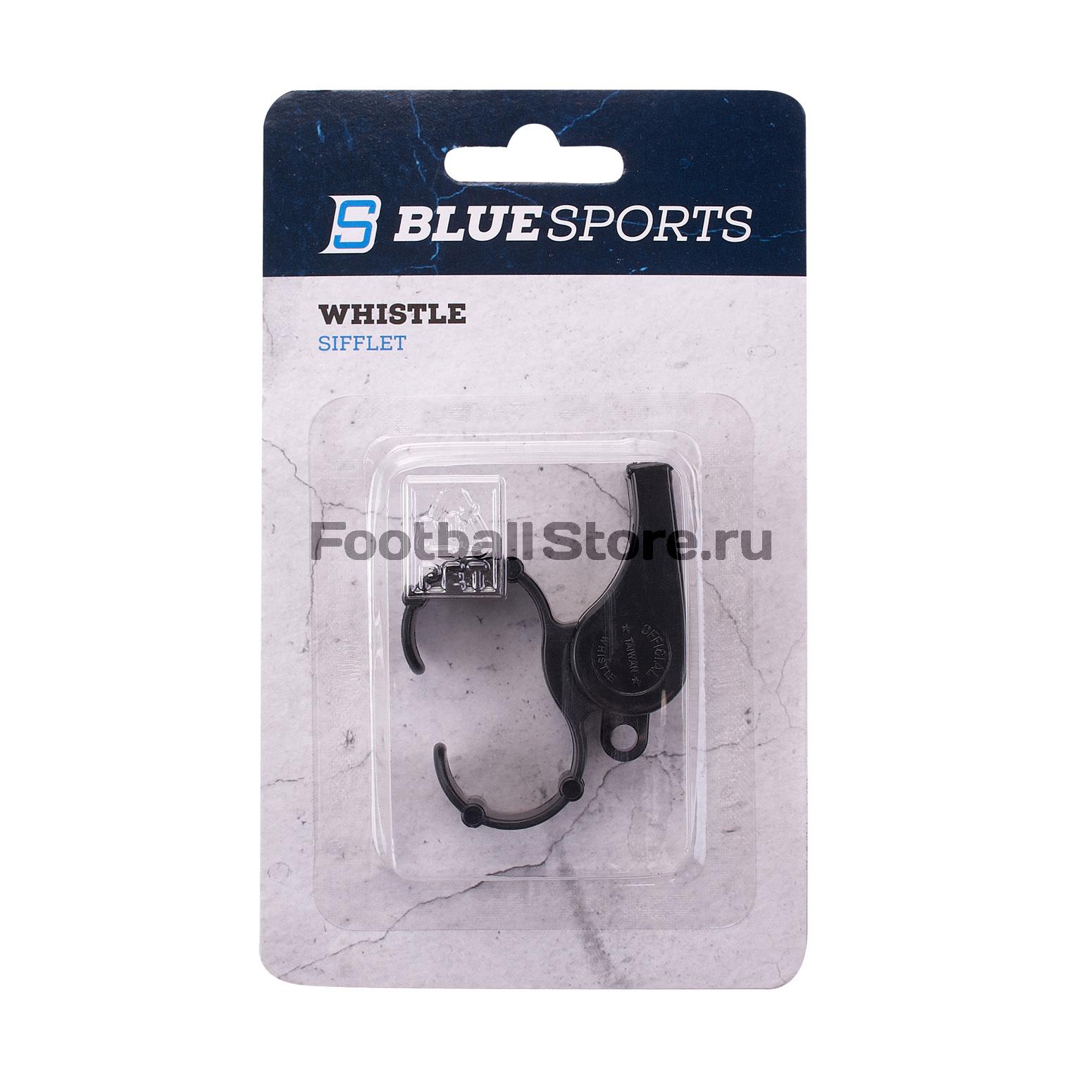 Свисток с зажимом Bluesports BL-WP-103