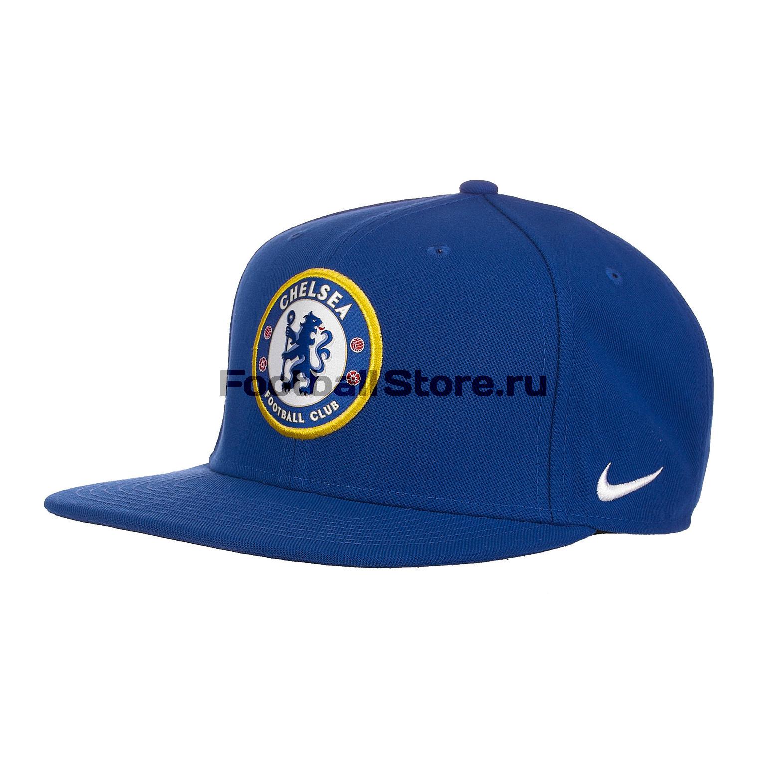 Бейсболка Nike Chelsea Pro Cap BV4267-495