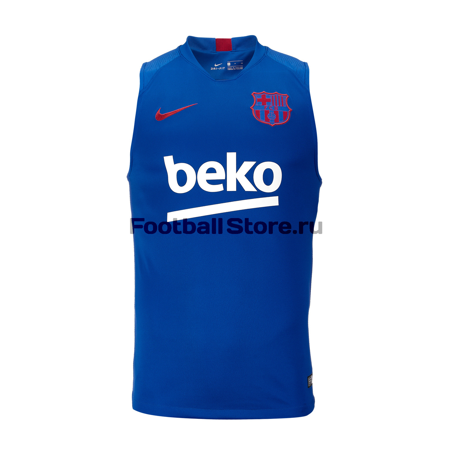 Майка Nike Barcelona Strike Top AO5042-402 цена