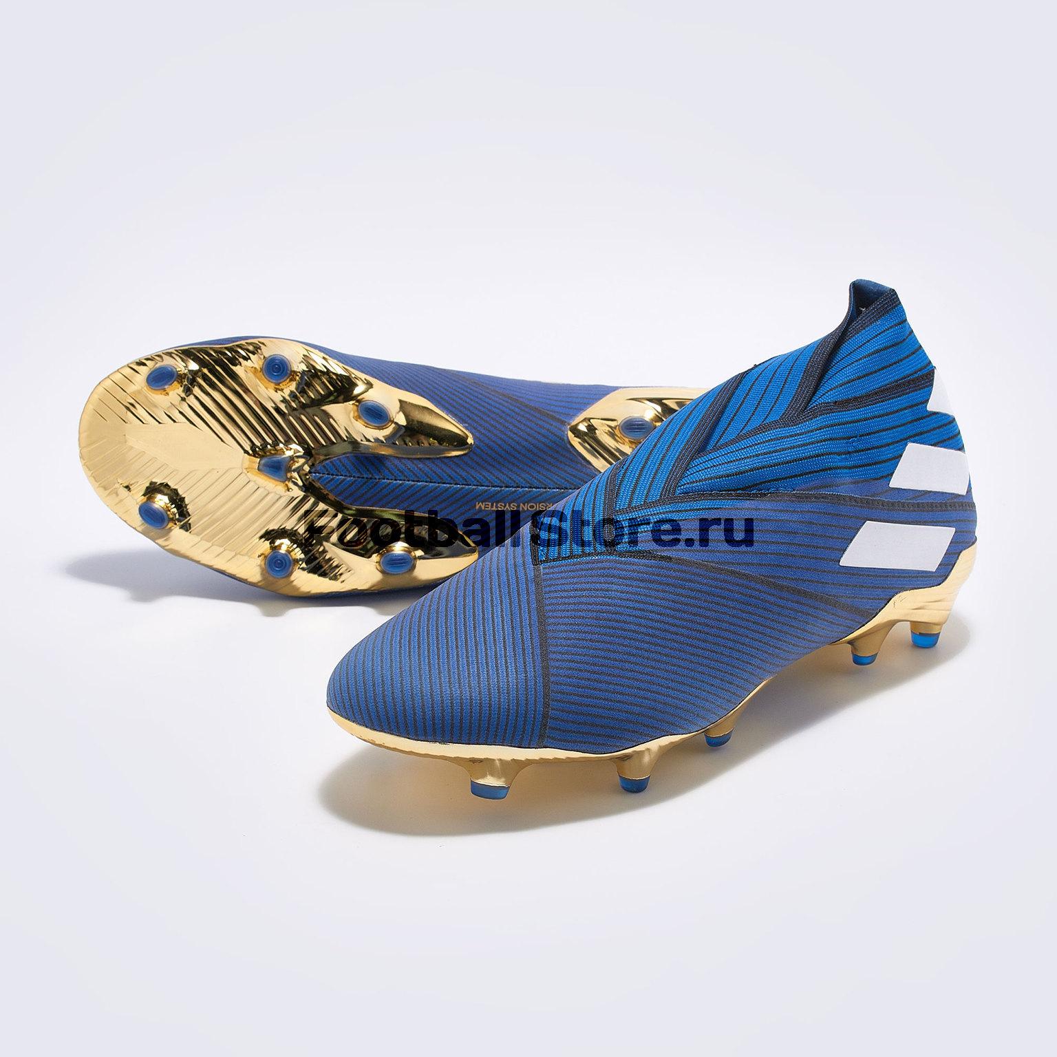 Бутсы Adidas Nemeziz 19+ FG F34406