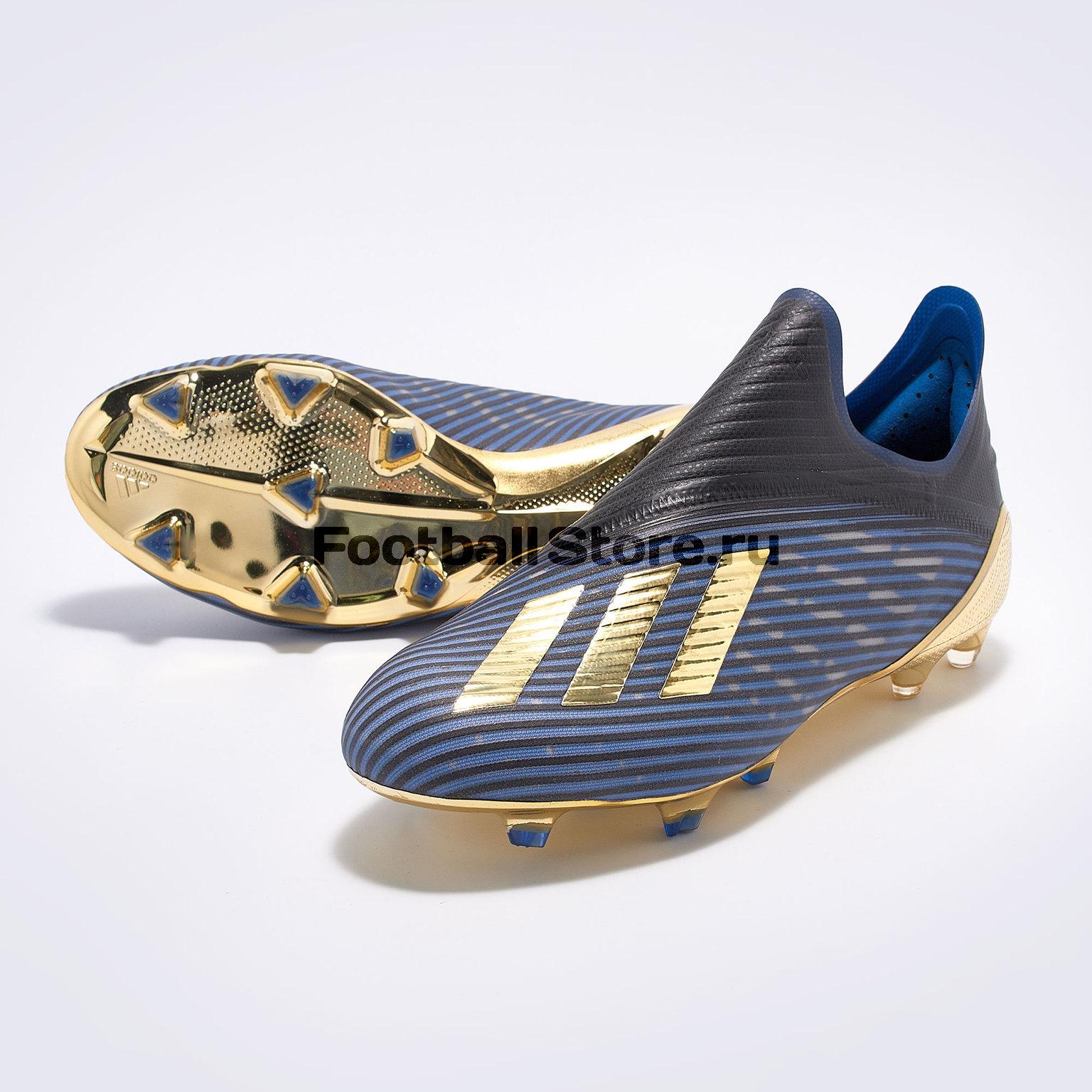 Бутсы Adidas X 19+ FG F35320