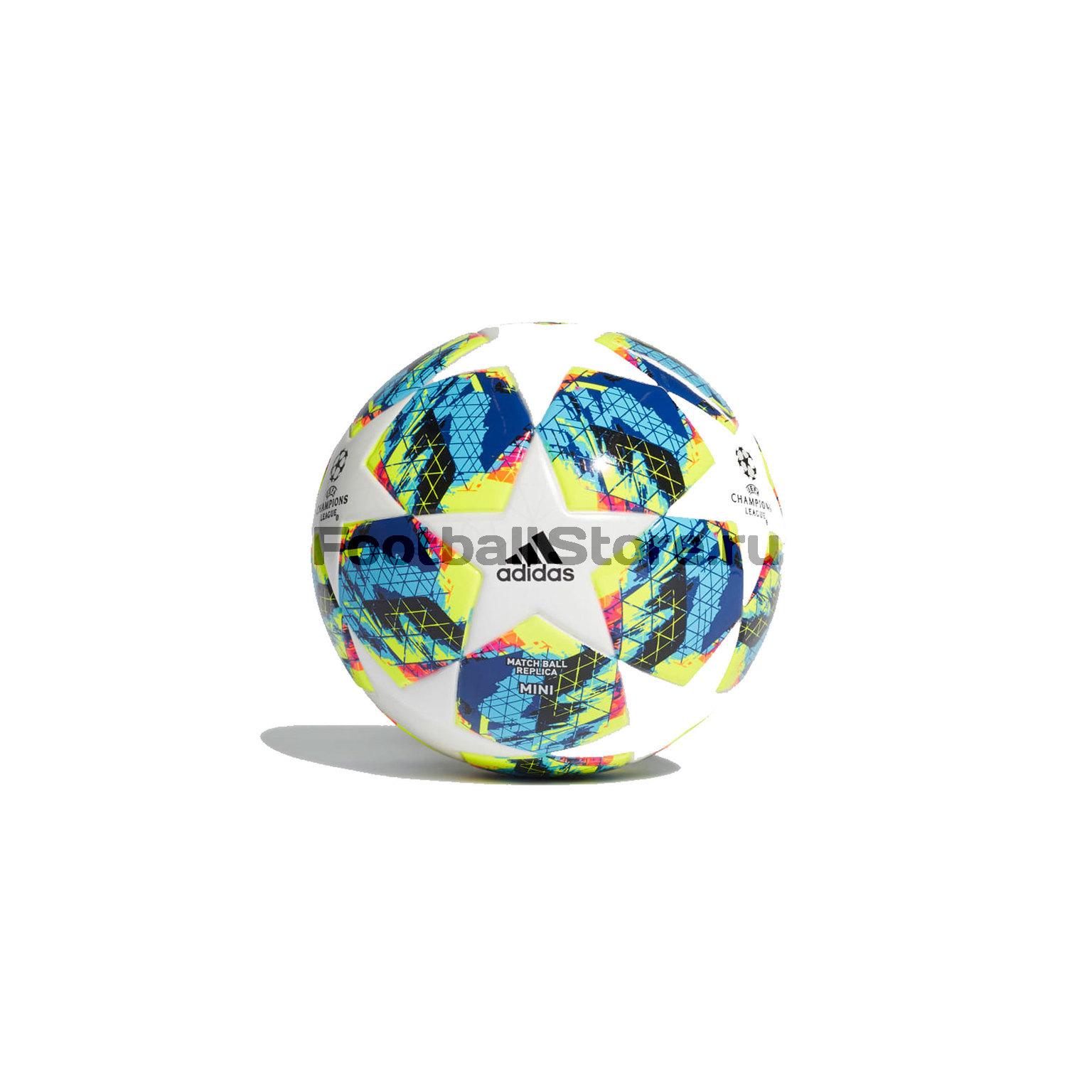 Мяч сувенирный Adidas Finale Mini DY2563