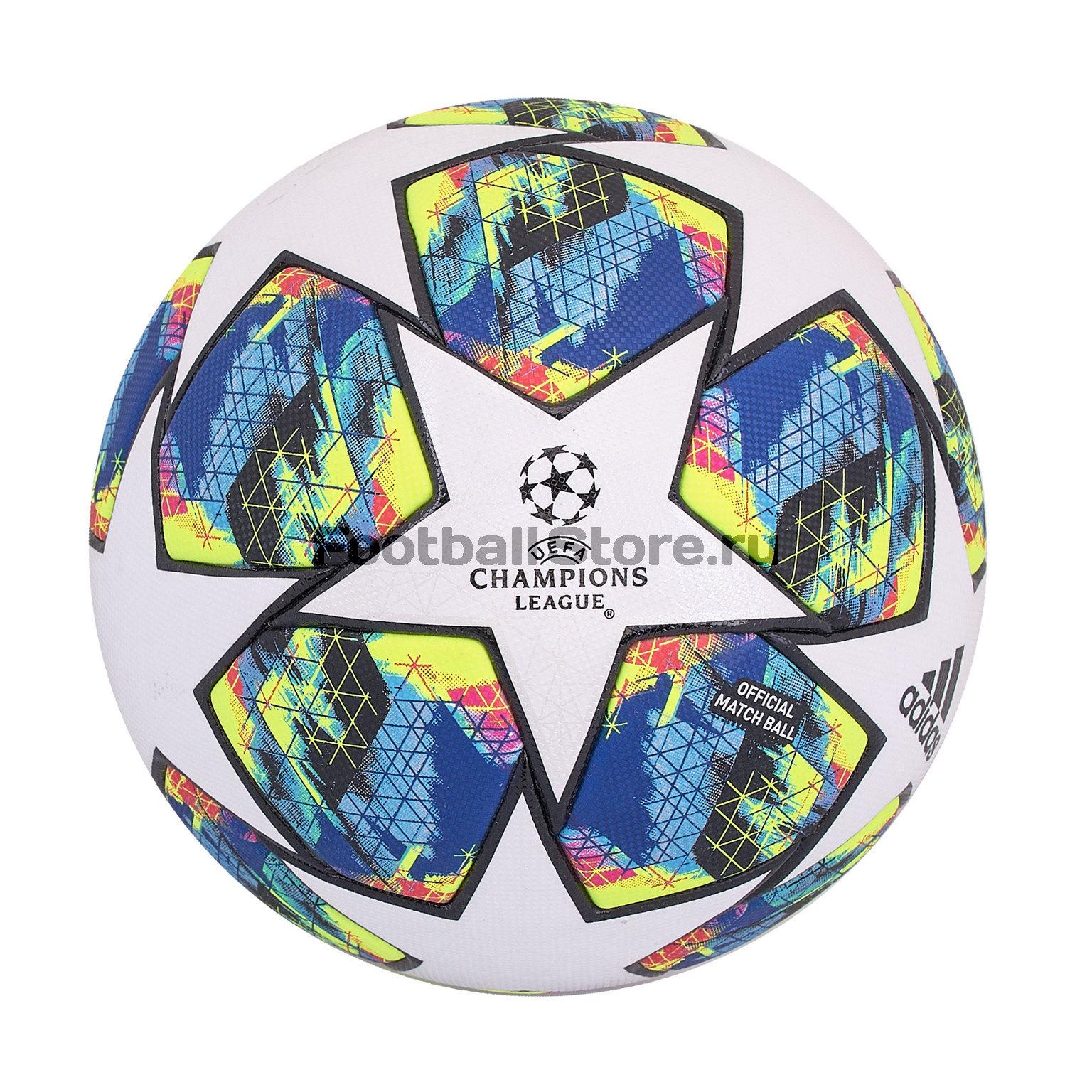 Официальный футбольный мяч Лиги Чемпионов 2019/20 DY2560