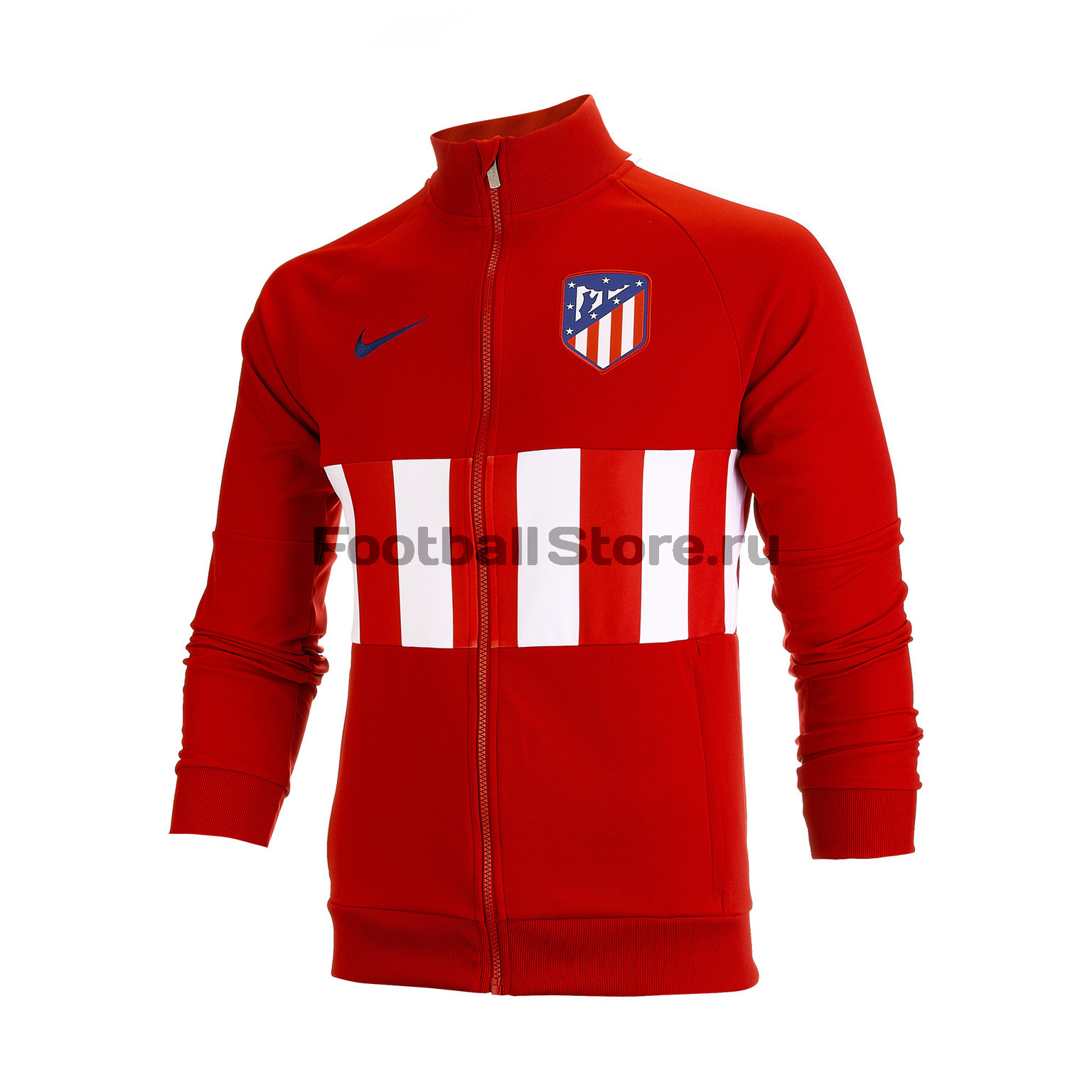 Олимпийка Nike Atletico Madrid I96 AO5455-612 нож складной stanley fmht0 10311 fatmax 0 10 311