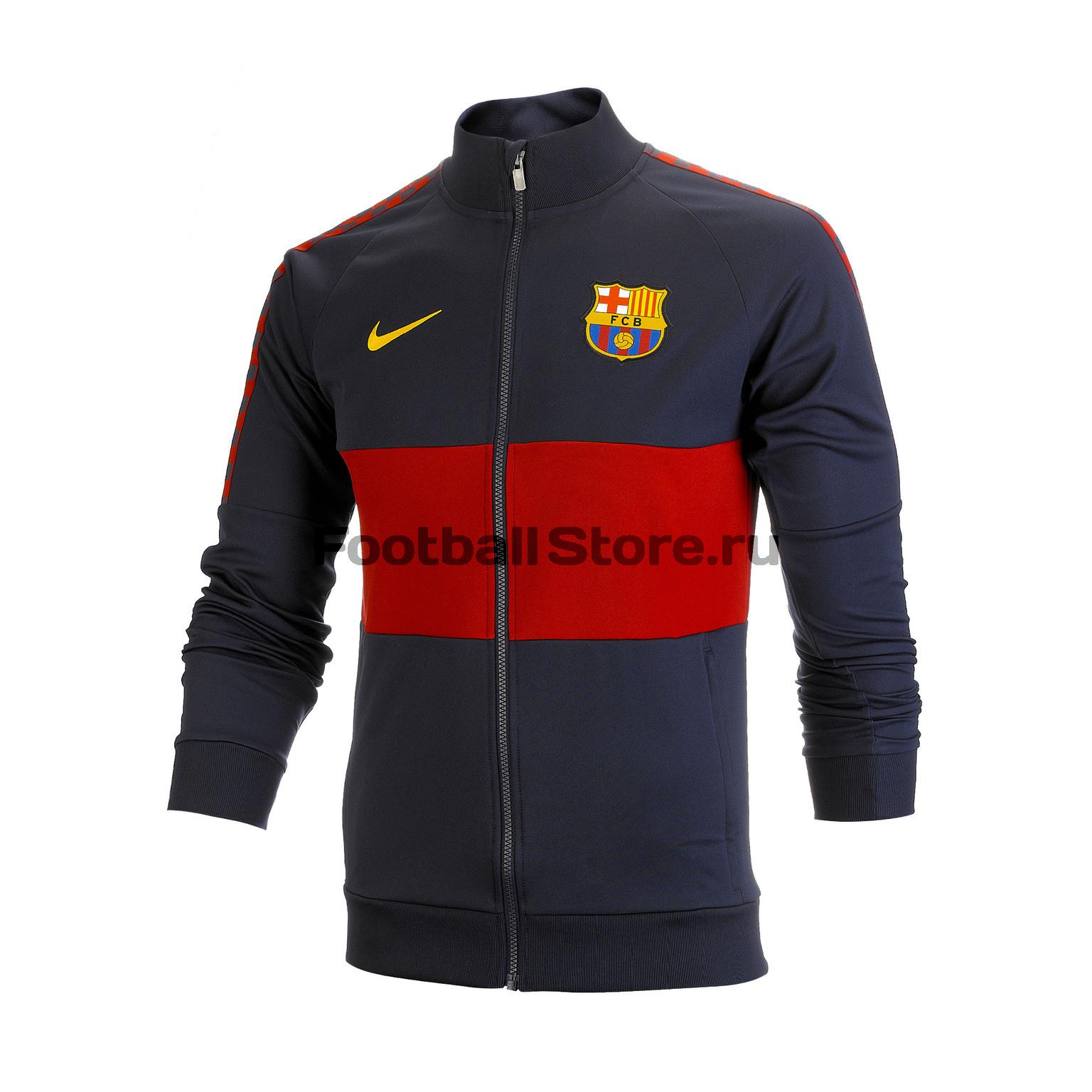 Олимпийка Nike Barcelona I96 AO5445-451
