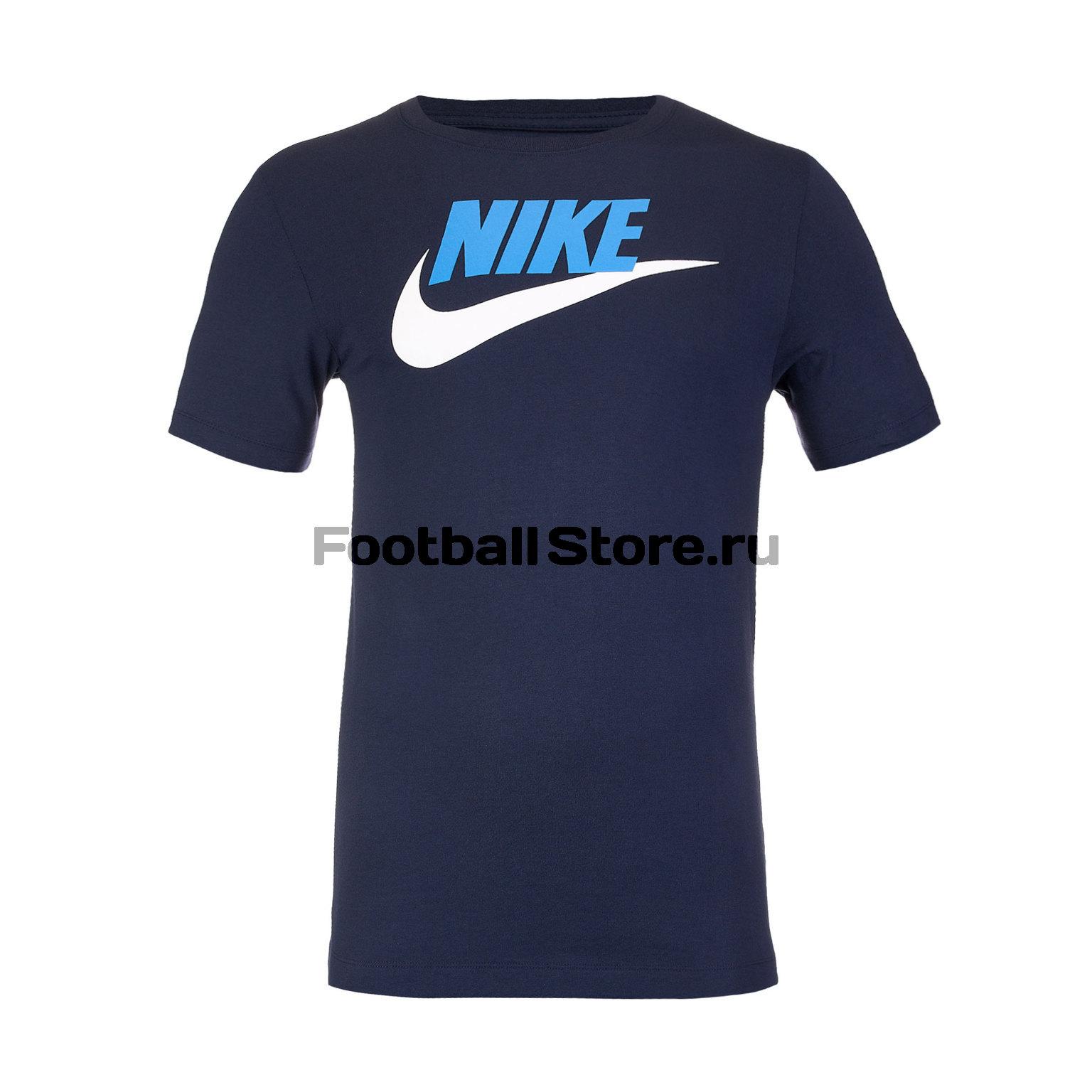 Футболка Nike Tee Icon Futura AR5004-453