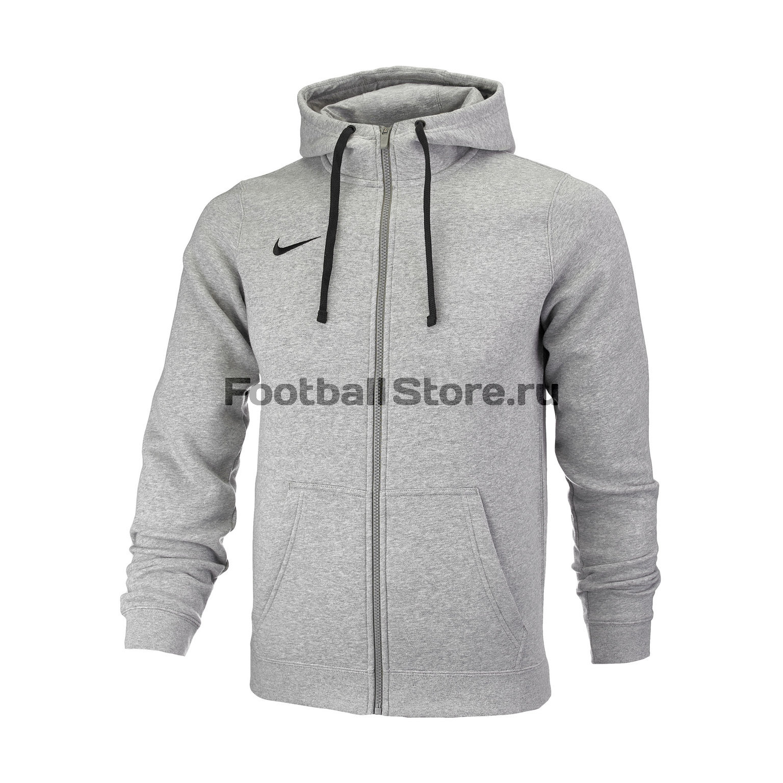 купить Толстовка Nike Hoodie FZ FLC Club19 AJ1313-063 дешево