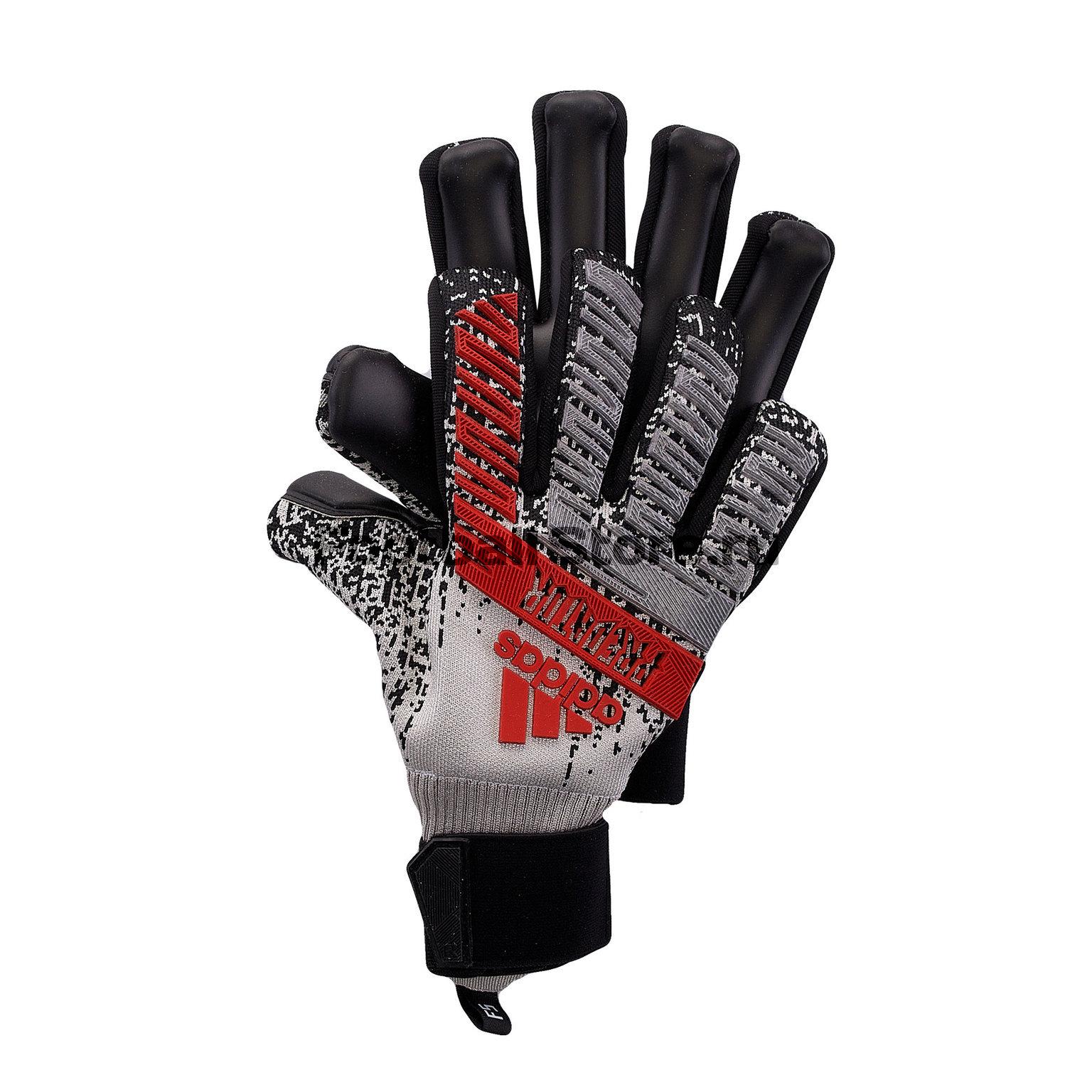 купить Перчатки вратарские Adidas Predaror Pro FS DY2599 недорого