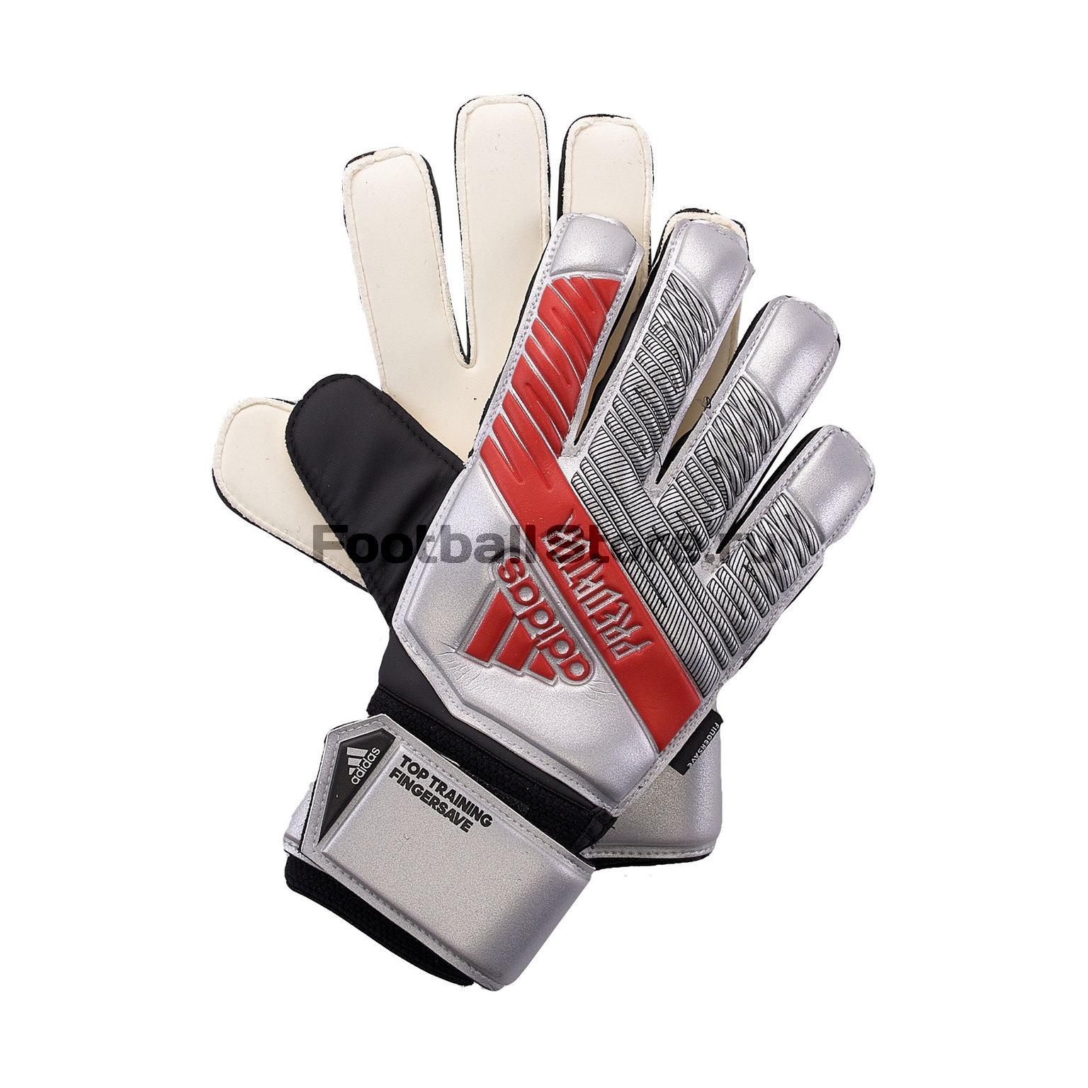 купить Перчатки вратарские Adidas Predator Training FS DY2608 недорого
