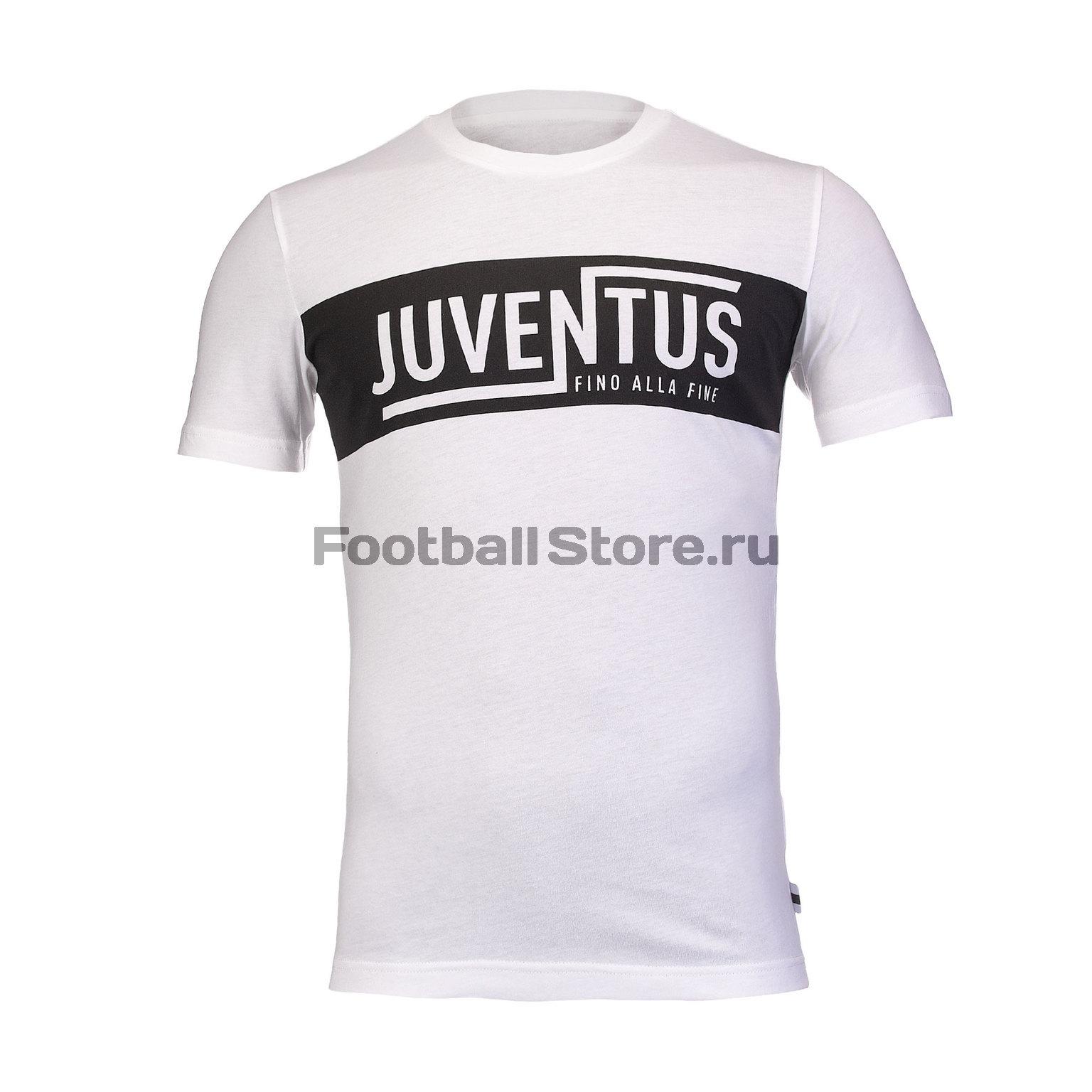 Футболка хлопковая Adidas Juventus Tee DX9207 футболка adidas con16 tee an9880