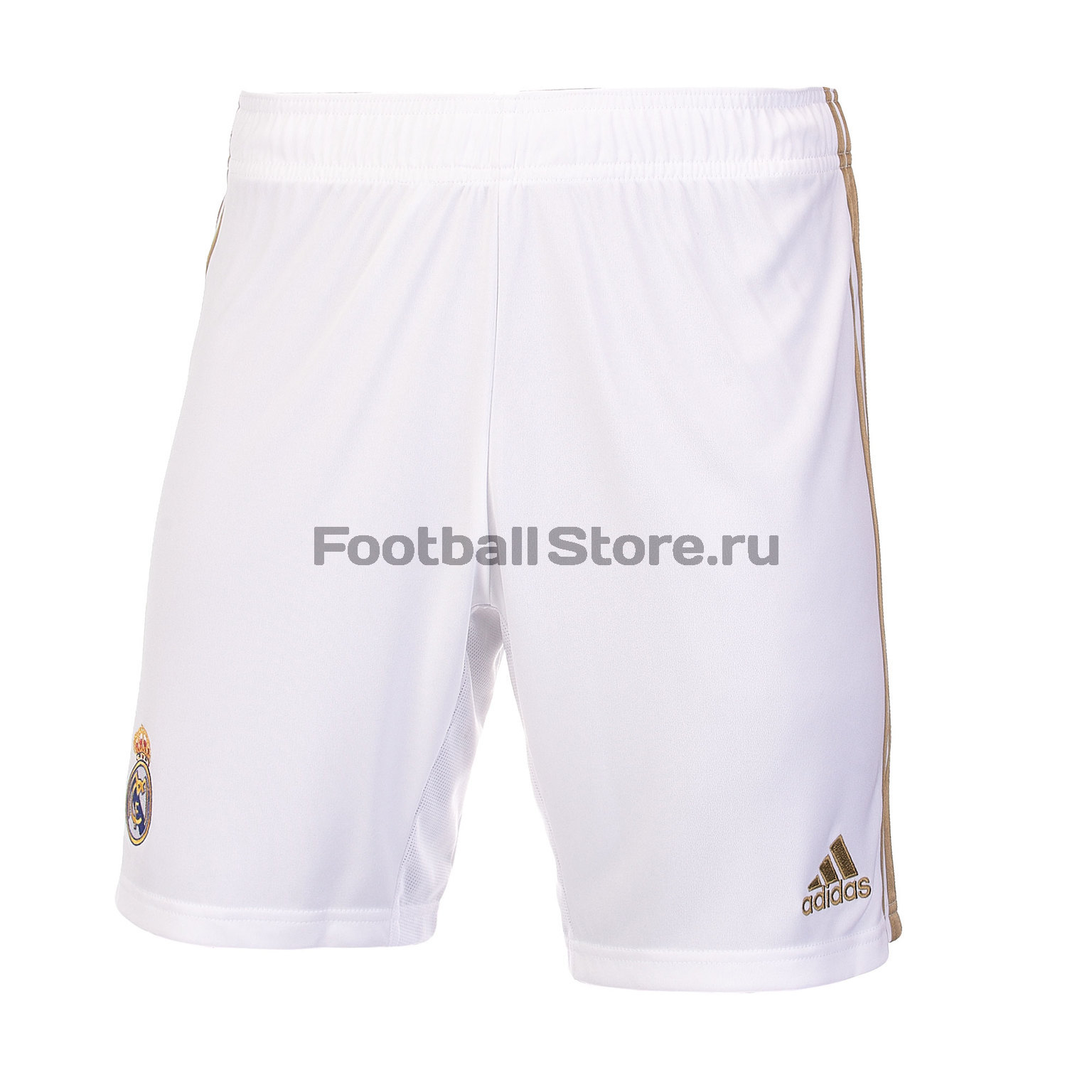 Шорты игровые домашние Adidas Real Madrid 2019/20 шорты домашние tezenis tezenis mp002xw0r94p