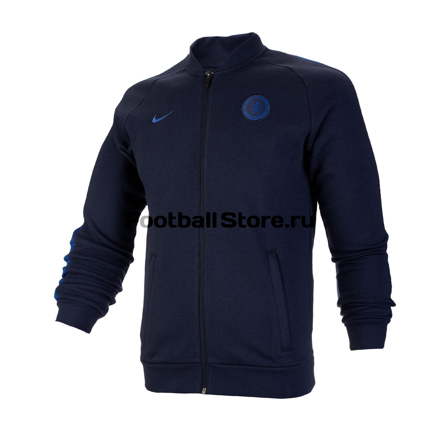 цена на Олимпийка Nike Chelsea Fleece Jacket AT4433-451