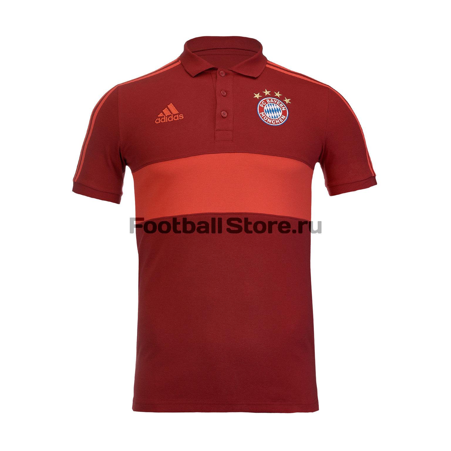 Поло Adidas Bayern 2019/20