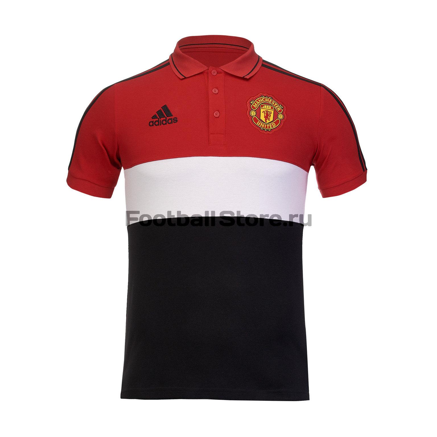 цена на Поло Adidas Manchester United 2019/20