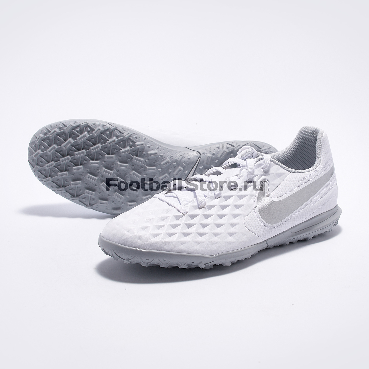 цены на Шиповки Nike Legend 8 Club TF AT6109-100  в интернет-магазинах