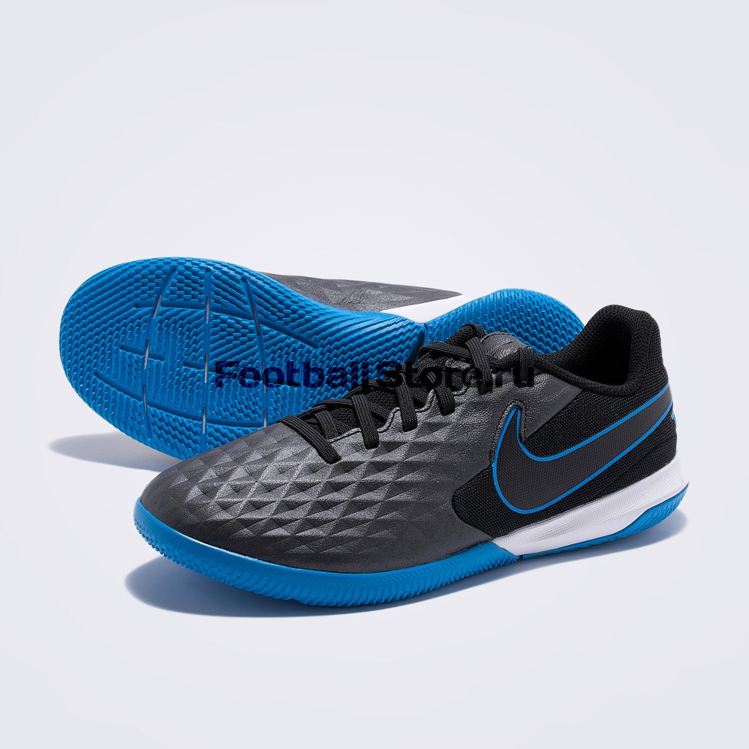 Футзалки детские Nike Legend 8 Academy IC AT5735-004 цена и фото
