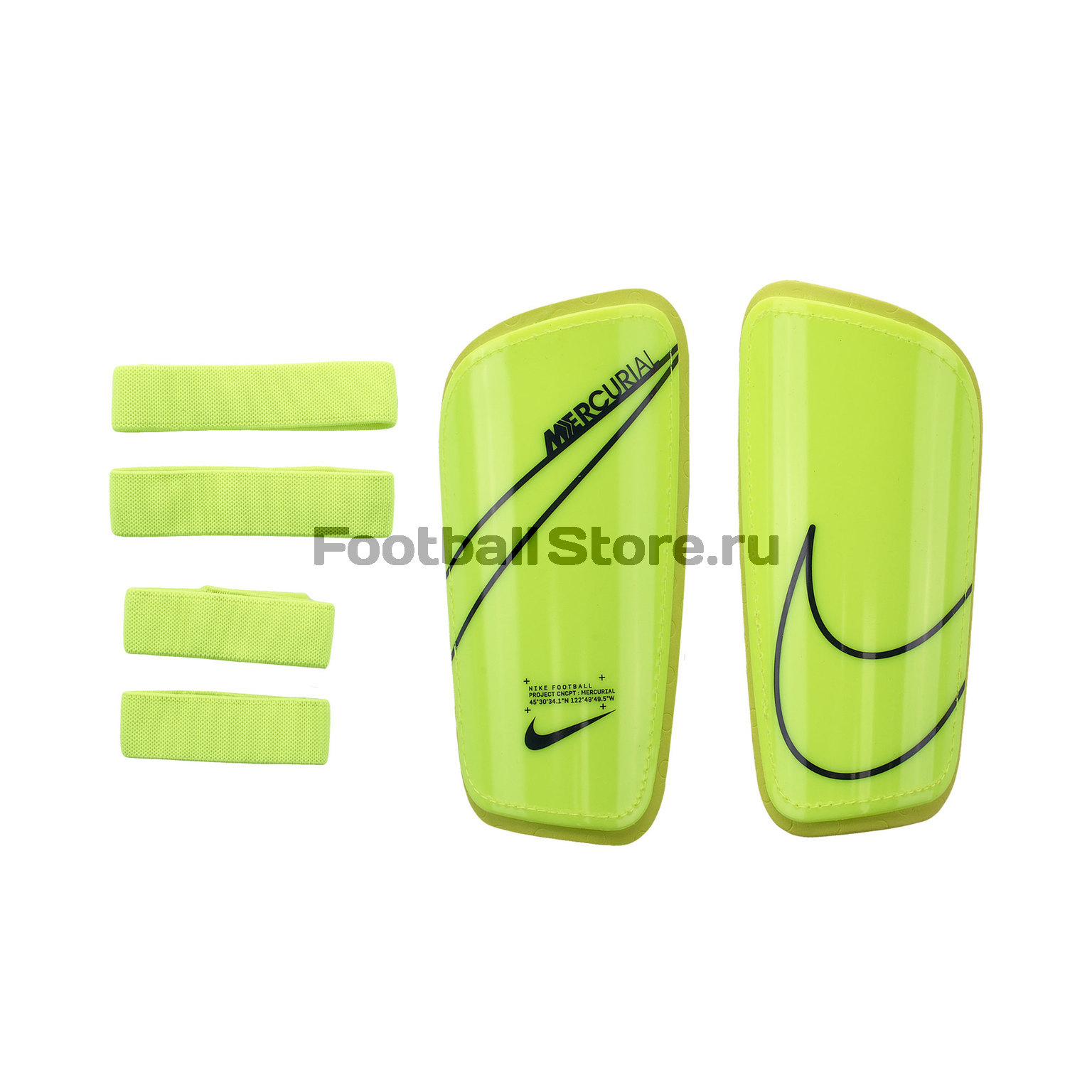 Щитки Nike Mercurial Hardshell SP2128-703 обувь для зала nike mercurial x finale ii ic 831974 616