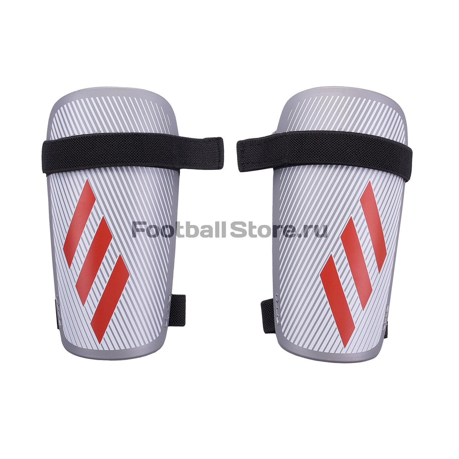 Щитки Adidas X Lite Guard DY2576 щитки футбольные adidas x lesto dy2578 серебристый размер m